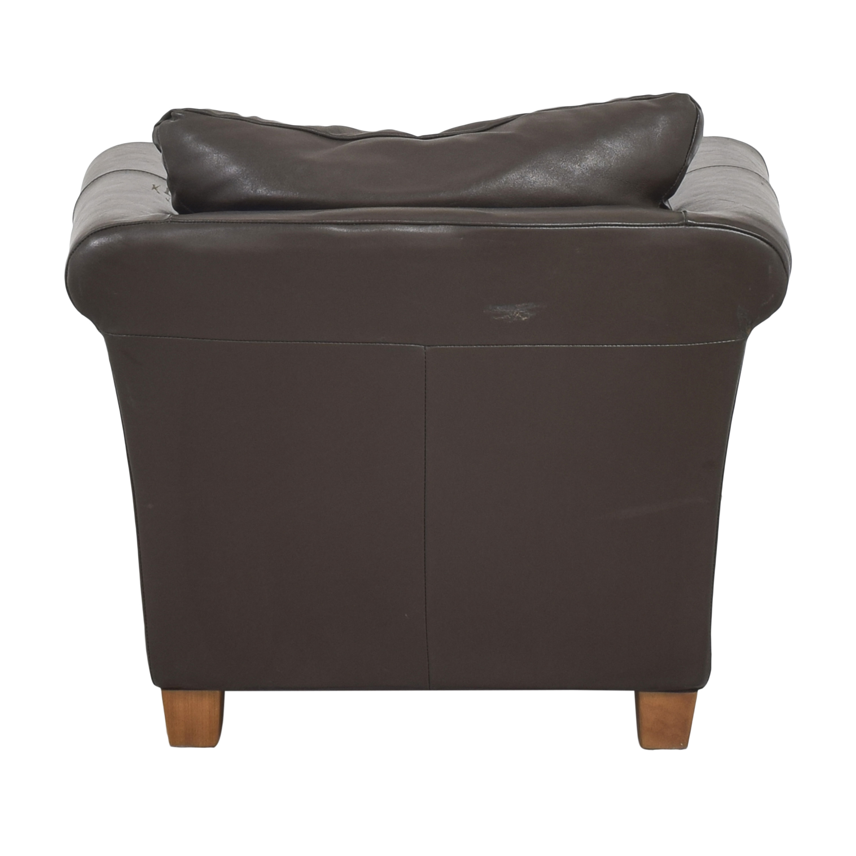 shop Macy's Lounge Chair with Ottoman Macy's Chairs