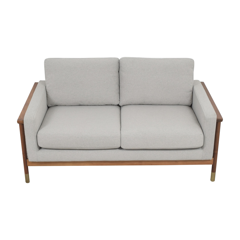Interior Define Interior Define Jason Wu Loveseat Sofa dimensions