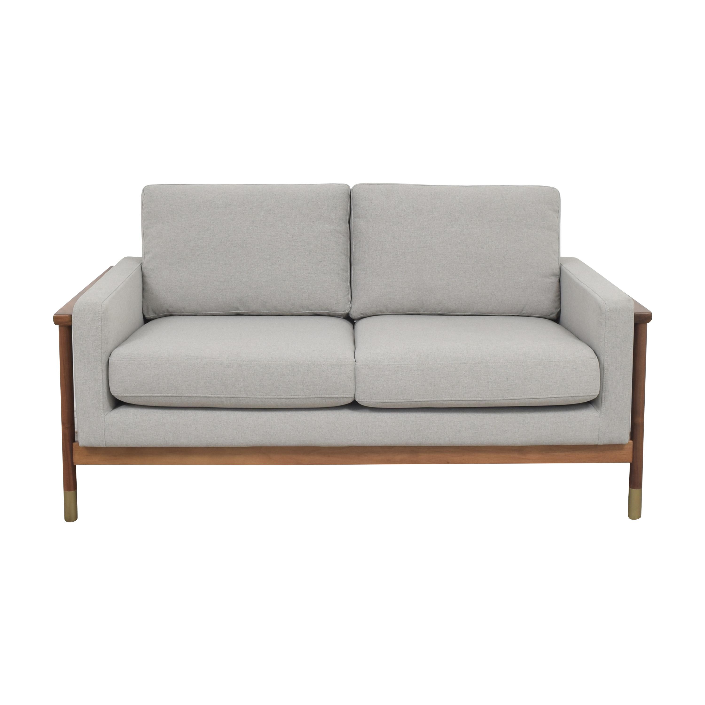 Interior Define Interior Define Jason Wu Loveseat Sofa nyc