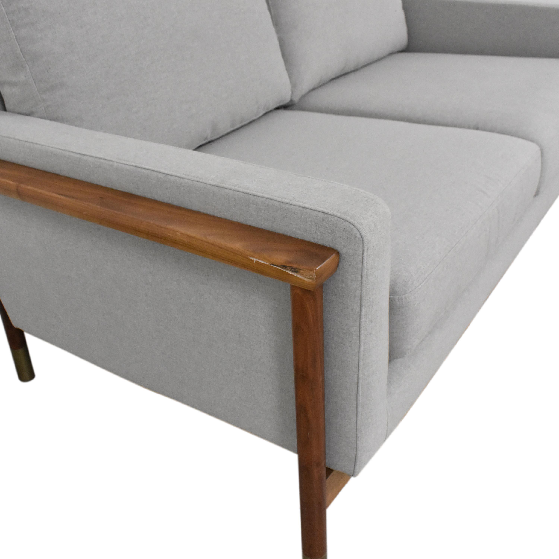 Interior Define Interior Define Jason Wu Loveseat Sofa second hand