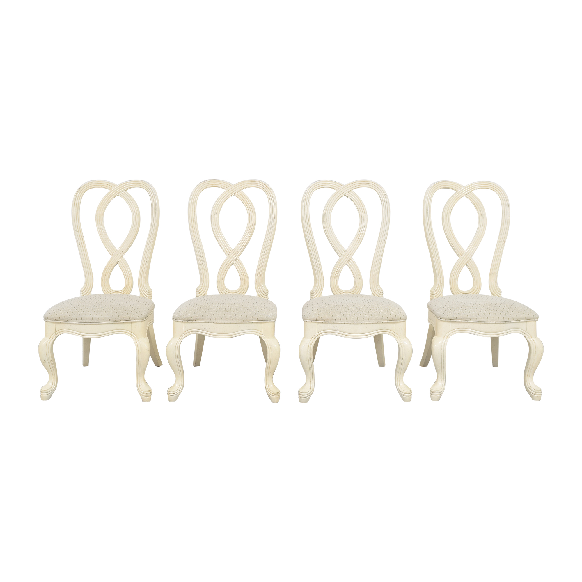 Stanley Furniture Stanley Furniture Dining Side Chairs second hand