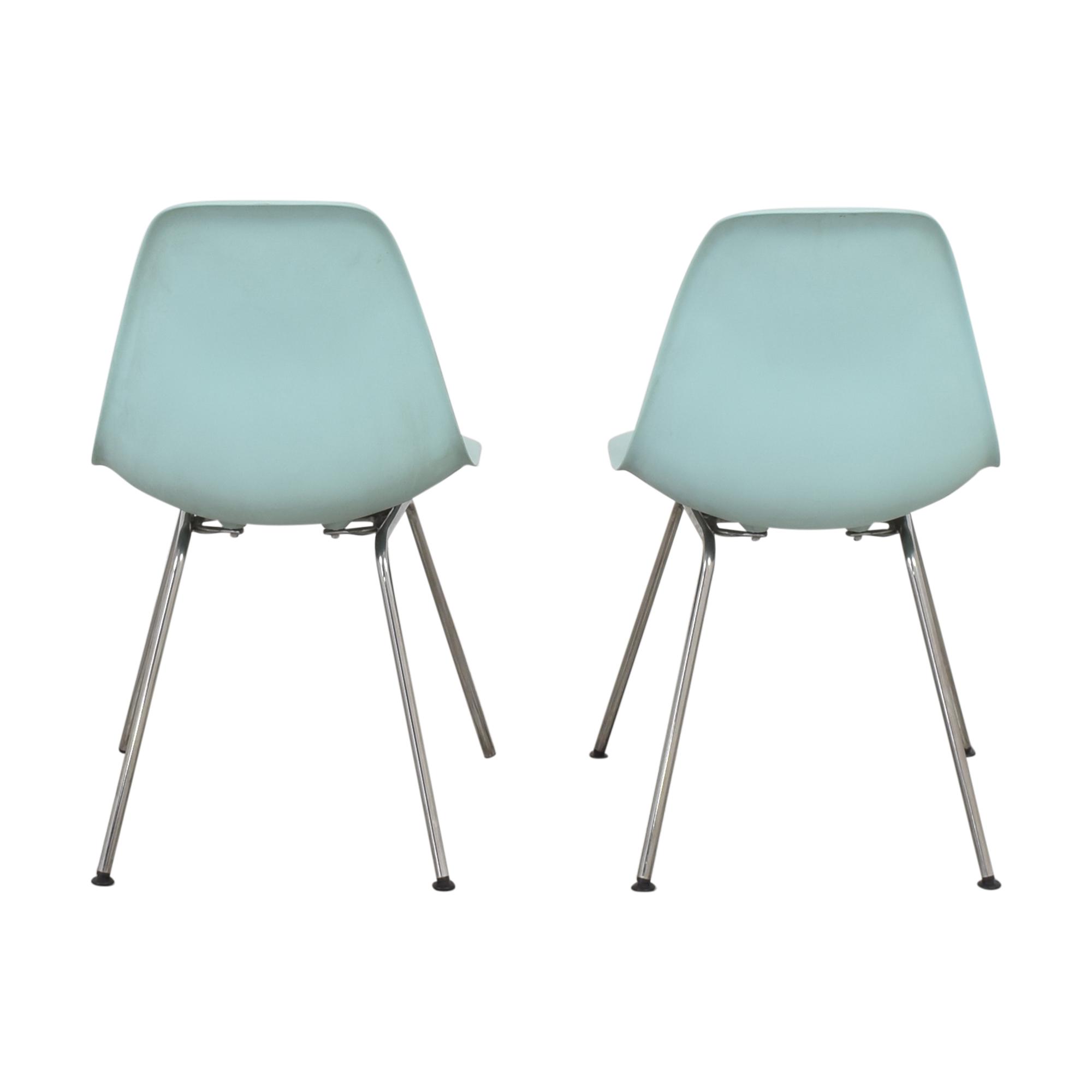 Herman Miller Herman Miller Eames Molded Side Chair, 4-Leg Base second hand