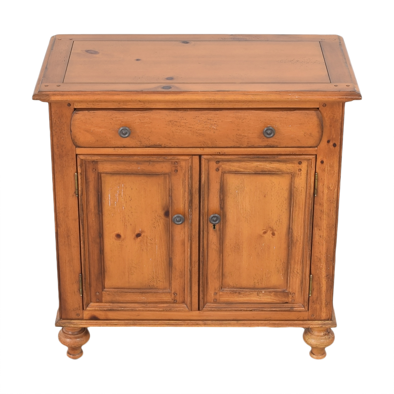 Drexel Heritage Drexel Heritage Pinehurst Accent Cabinet second hand