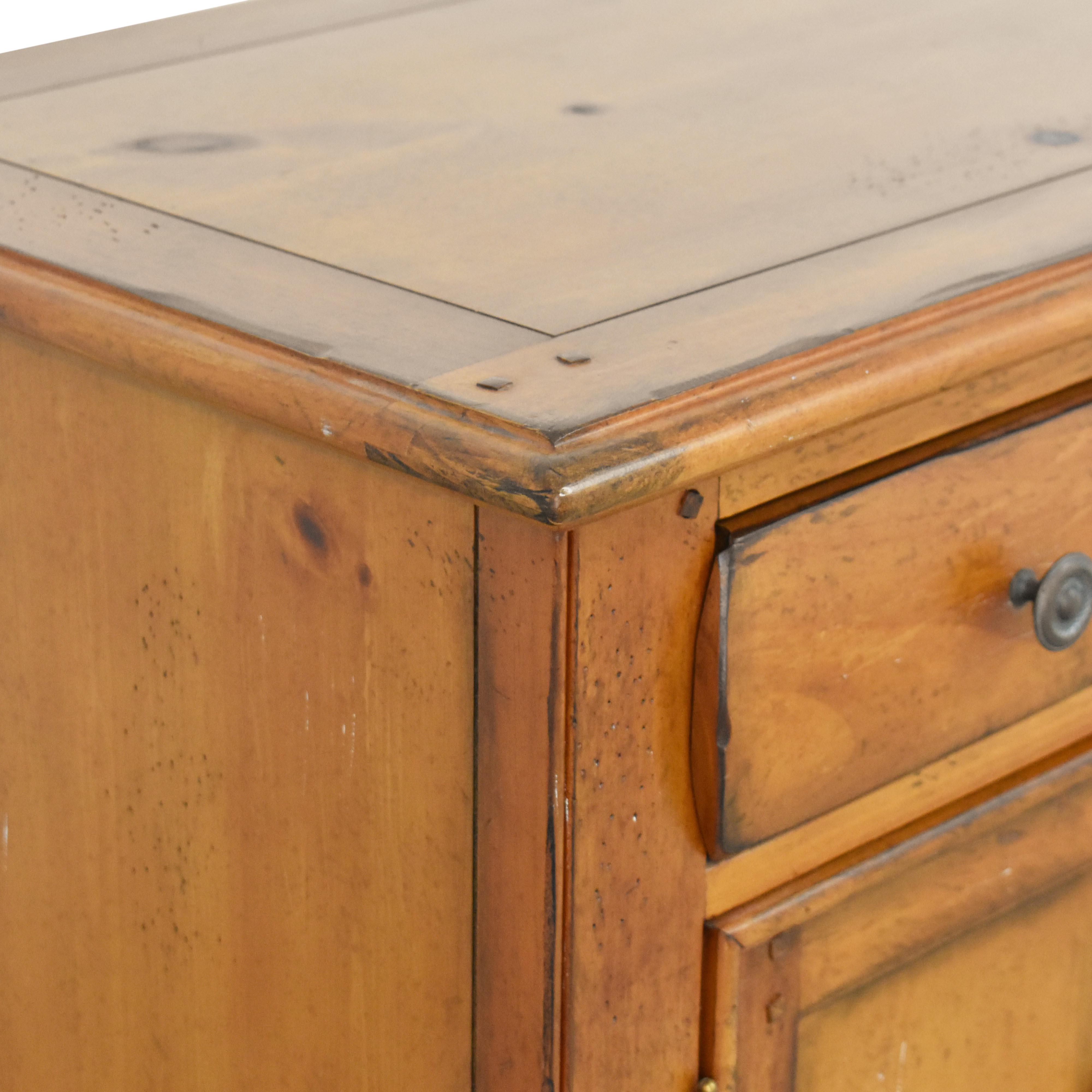 Drexel Heritage Drexel Heritage Pinehurst Accent Cabinet nyc