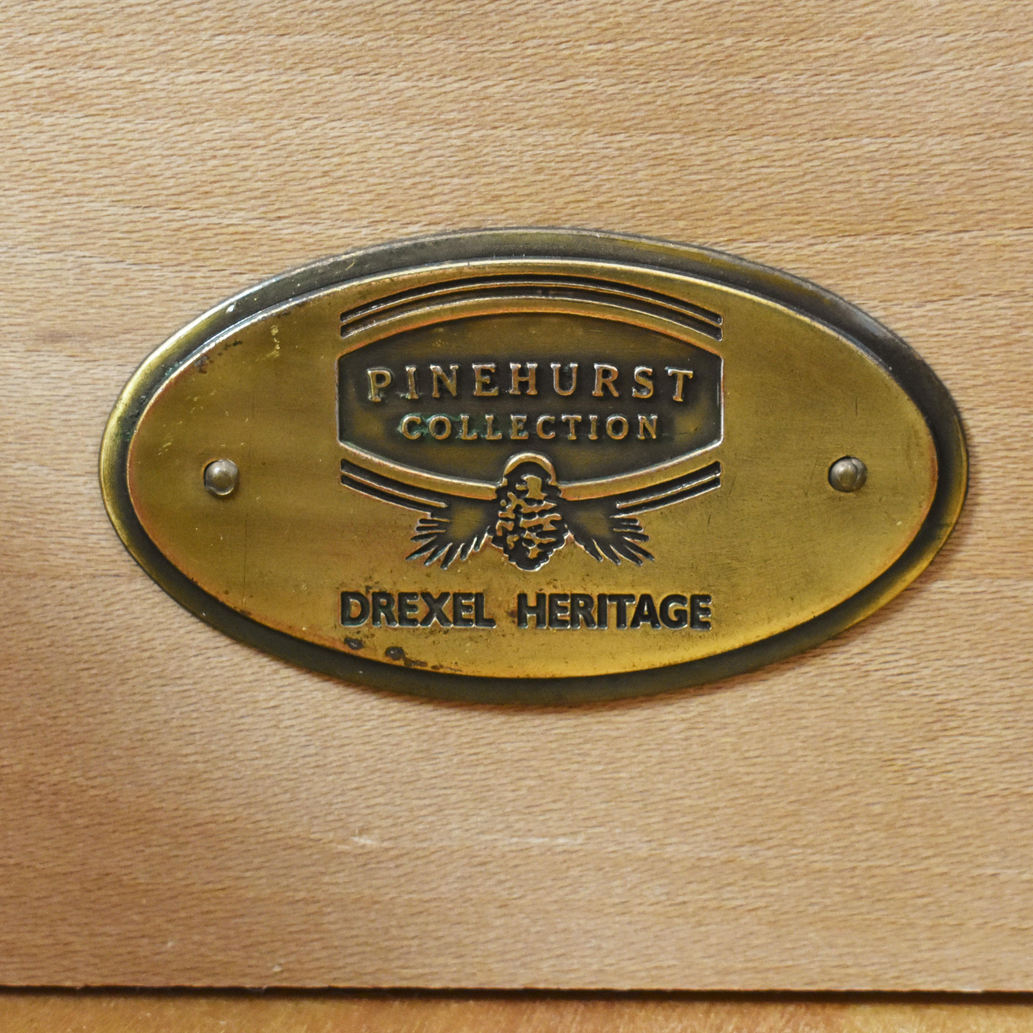 Drexel Heritage Drexel Heritage Pinehurst Accent Cabinet Cabinets & Sideboards