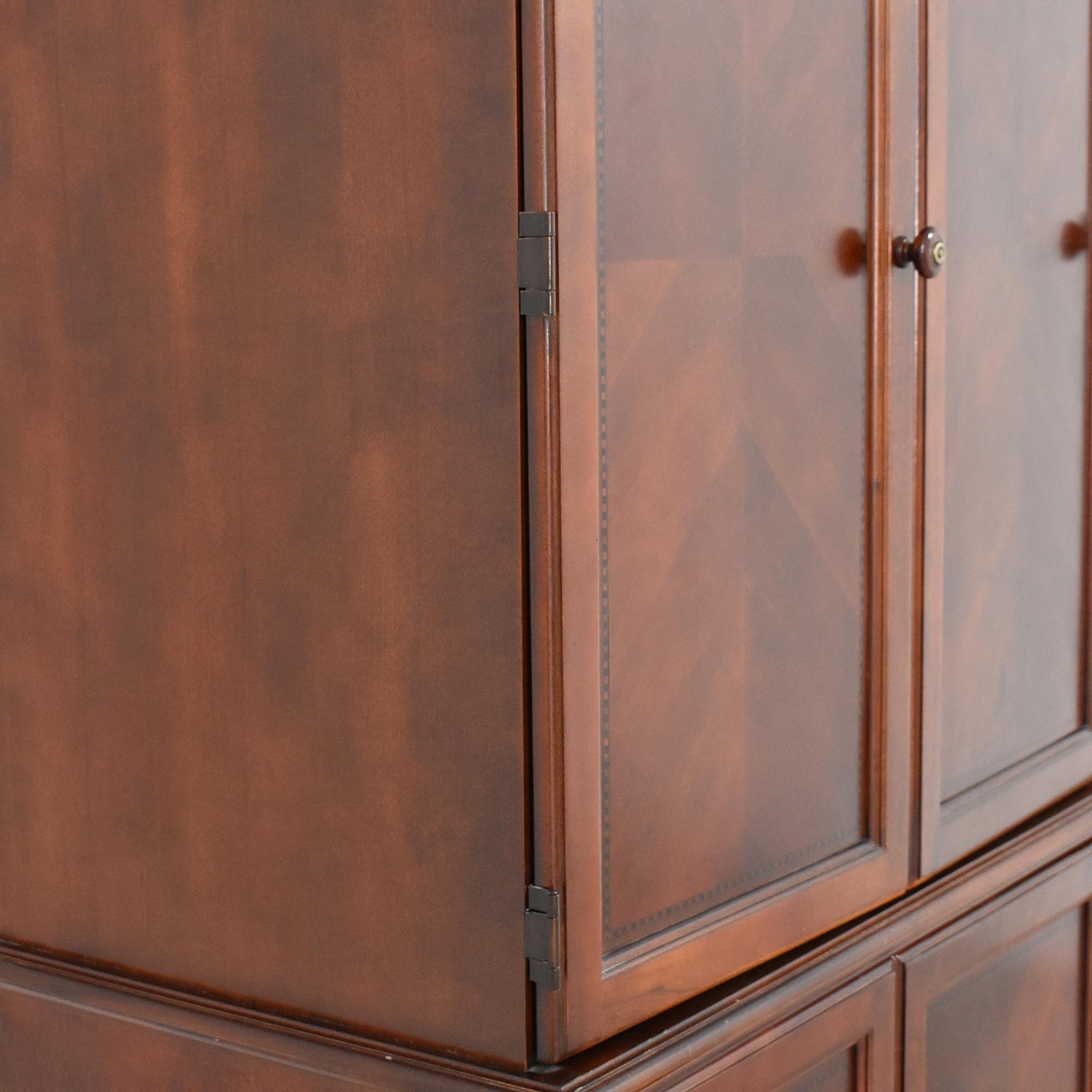 buy North Carolina Furniture Home Office Armoire North Carolina Furniture Company Storage