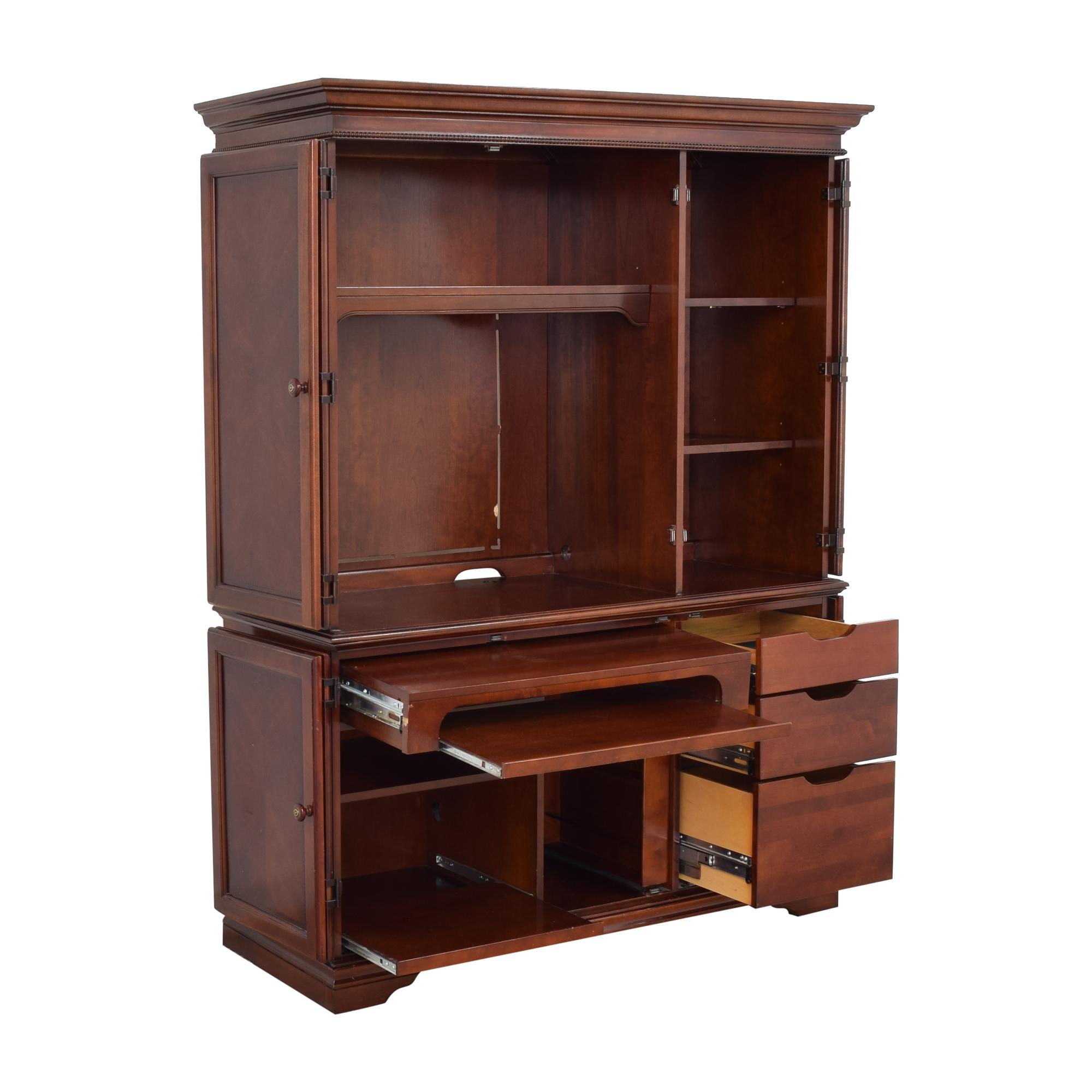 North Carolina Furniture Company North Carolina Furniture Home Office Armoire