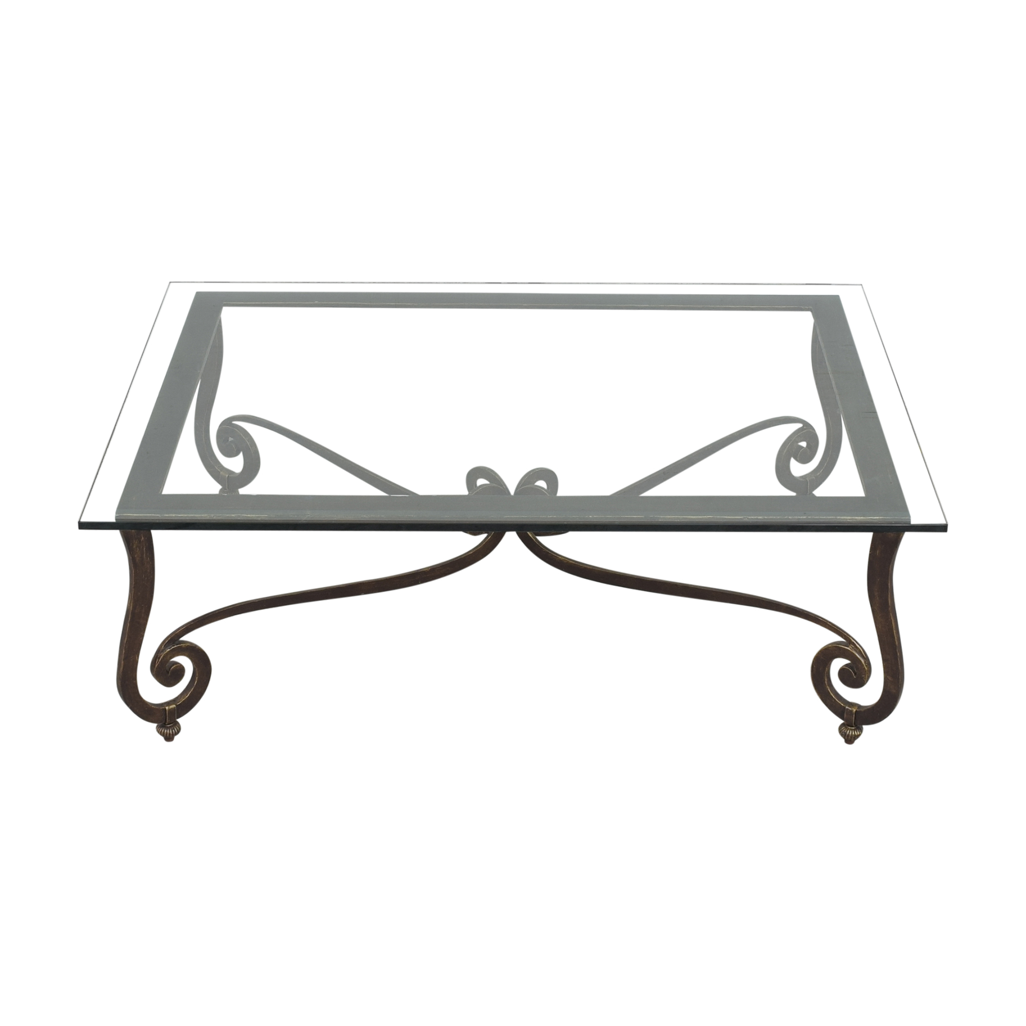 Maurice Villency Decorative Coffee Table / Coffee Tables