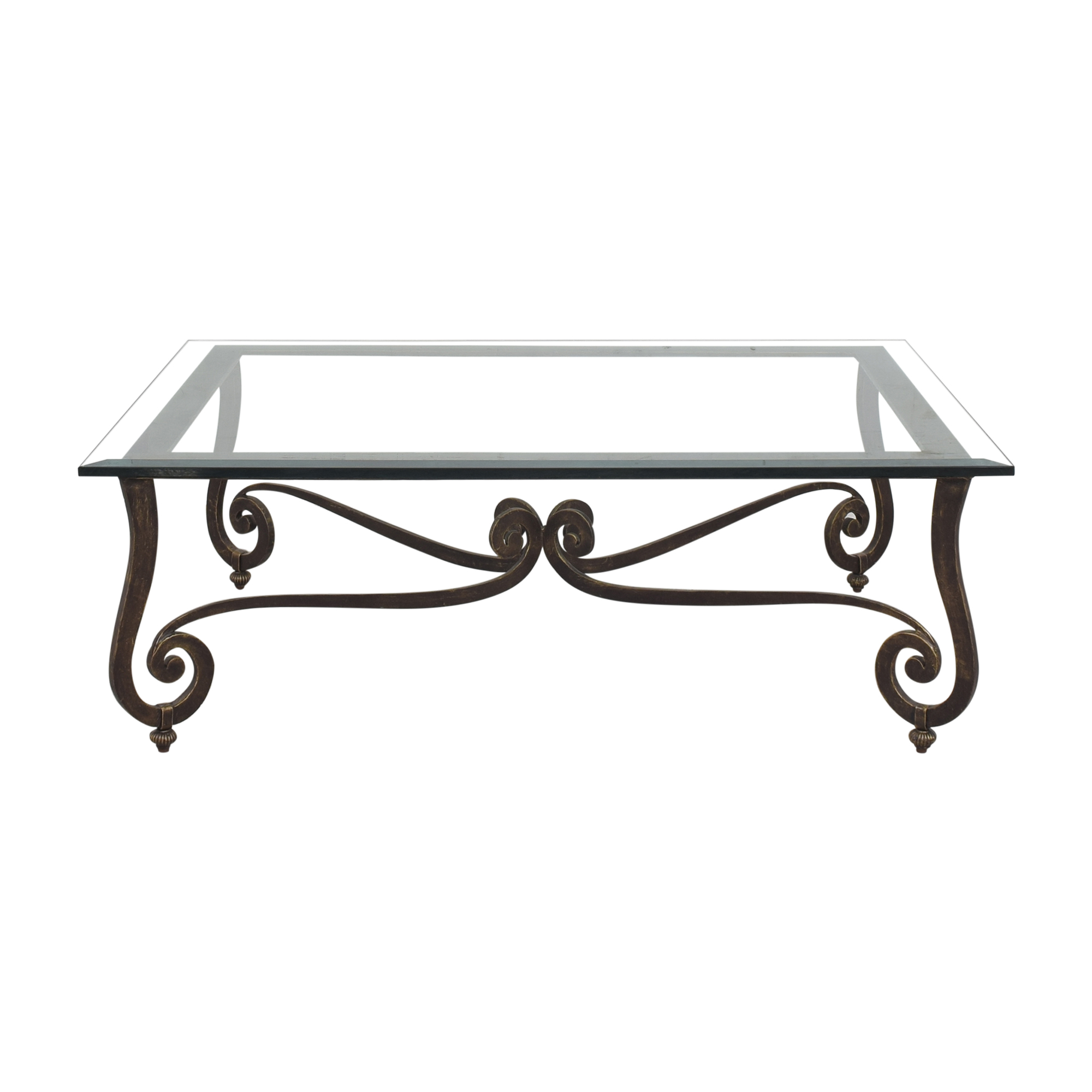 Maurice Villency Maurice Villency Decorative Coffee Table ct