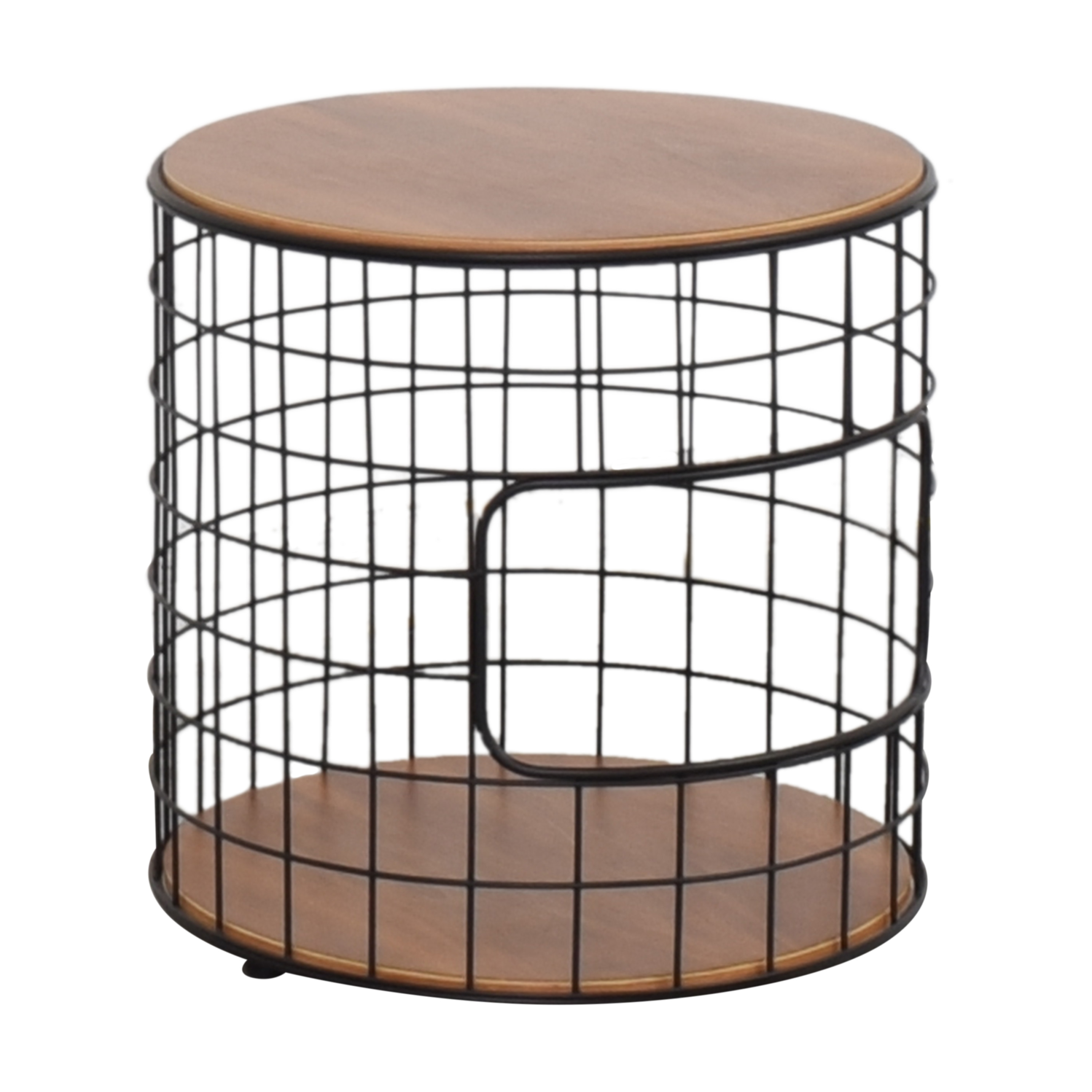 shop Gus Modern Wireframe End Table Gus Modern End Tables