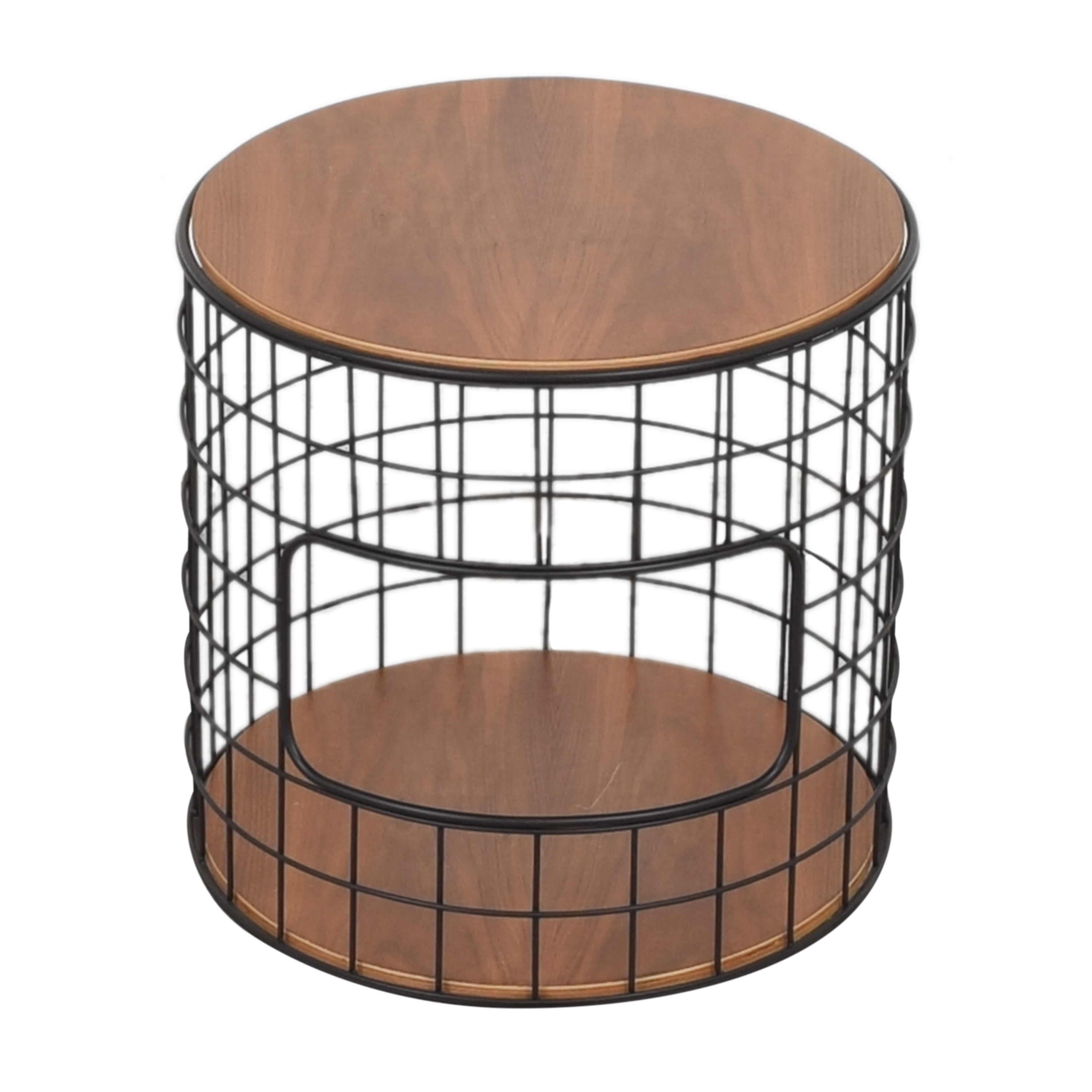 buy Gus Modern Wireframe End Table Gus Modern Tables