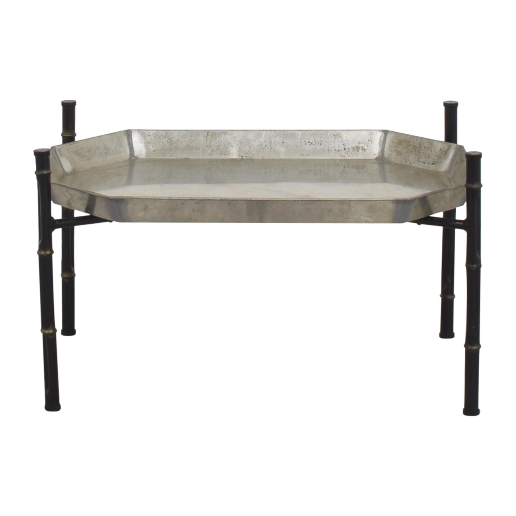 Custom Tray Coffee Table Coffee Tables
