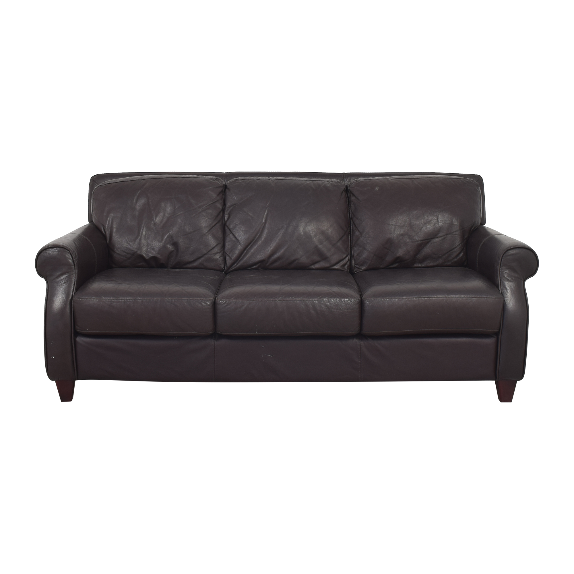 Raymour & Flanigan Raymour & Flanigan Roll Arm Sofa