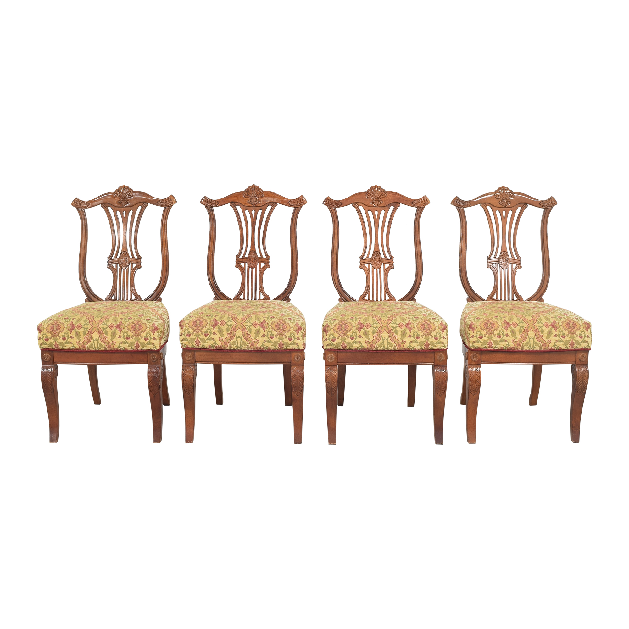 Universal Furniture Upholstered Dining Chairs sale