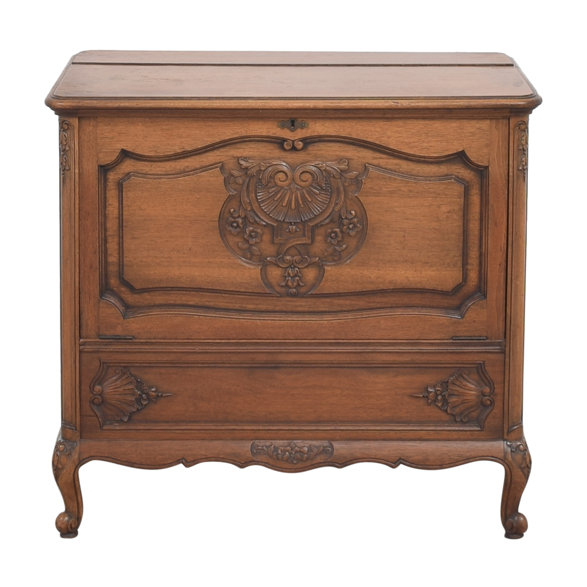 buy  Antique French Rococo-Style Bar Cabinet online