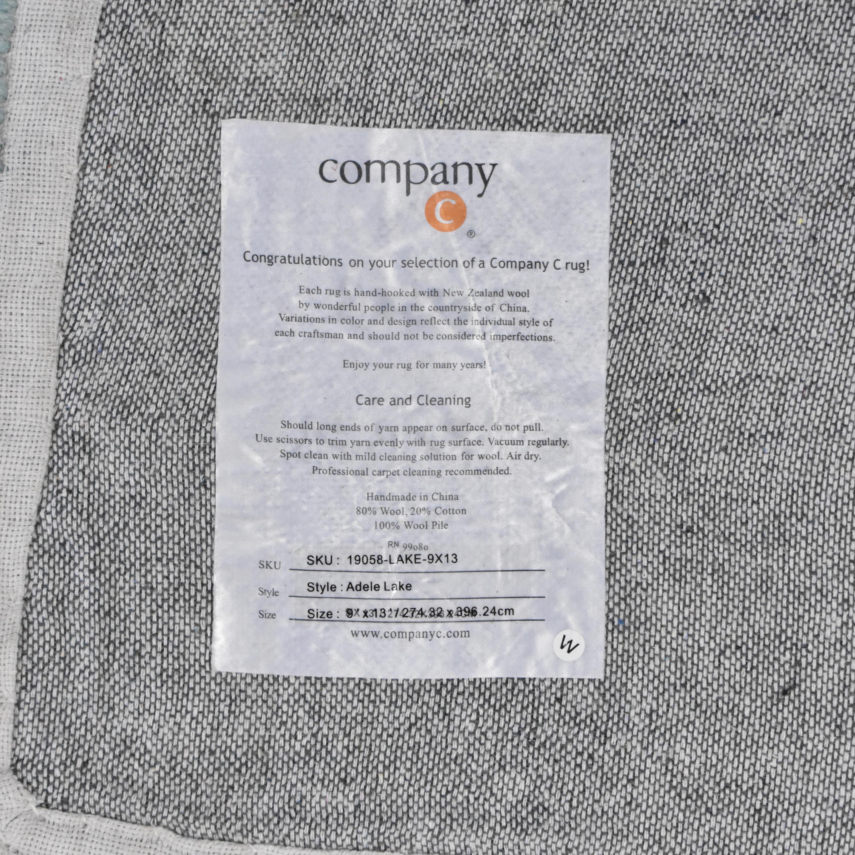 Company C Company C Adele Lake Area Rug coupon