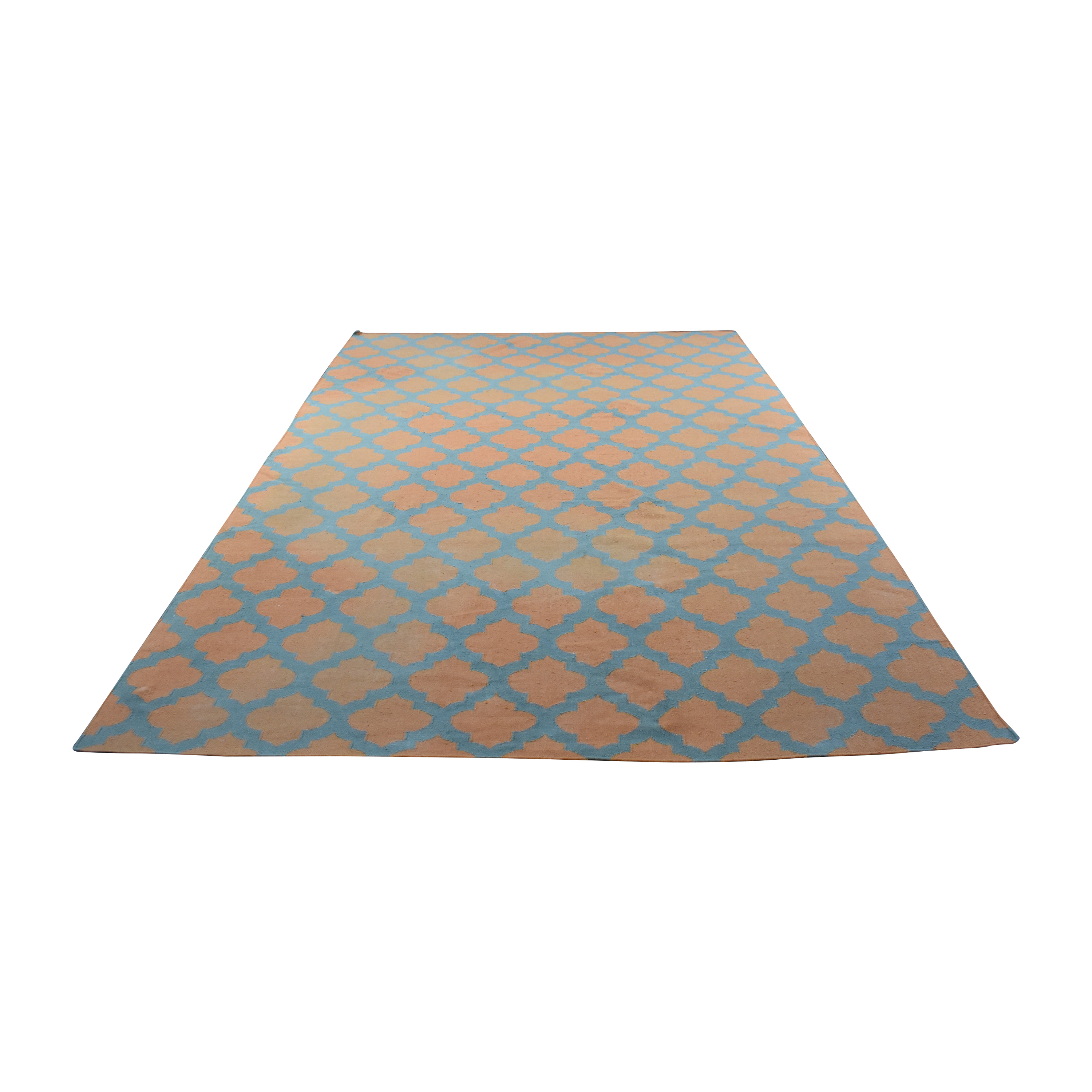 Patterned Area Rug on sale