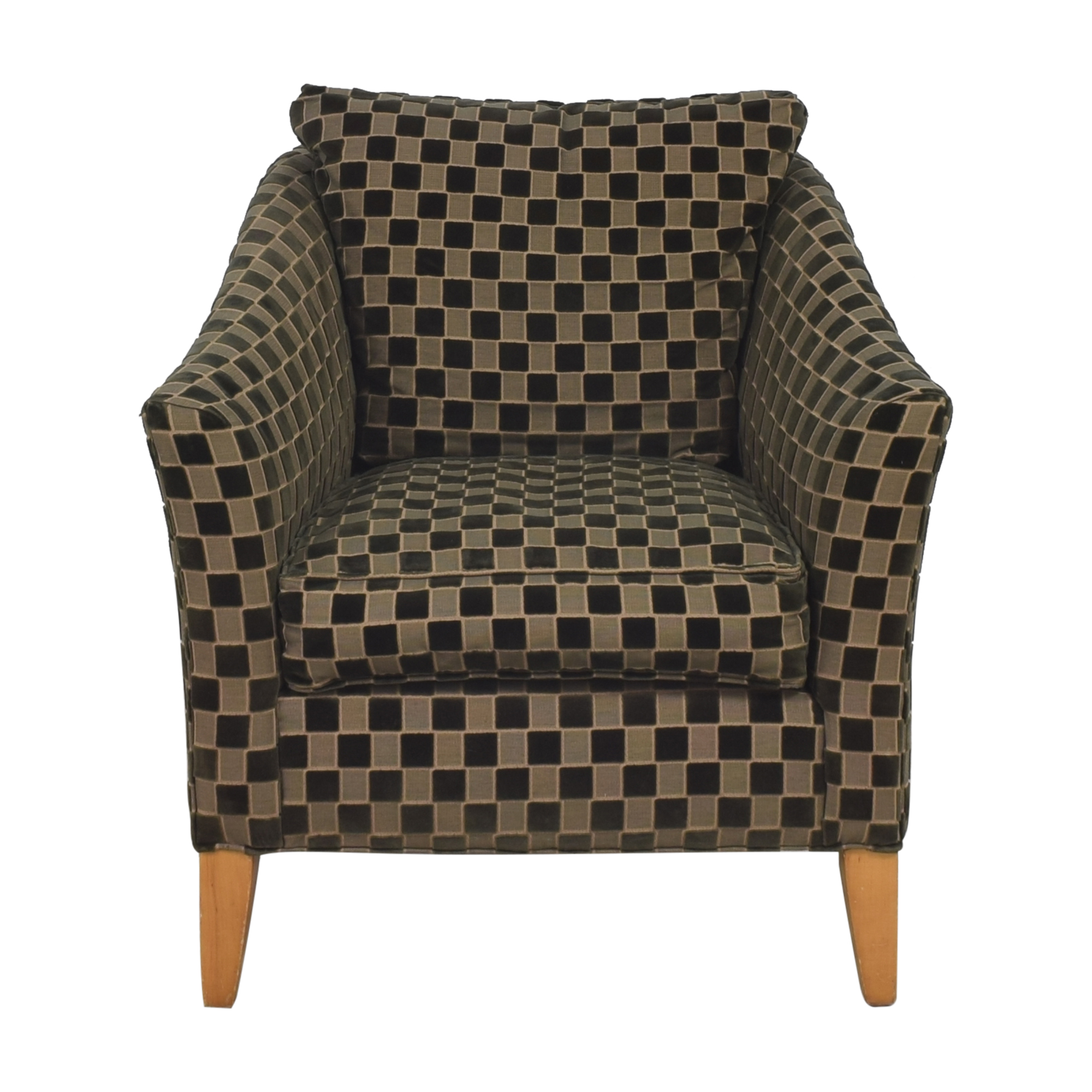 buy Ethan Allen Upholstered Accent Chair Ethan Allen