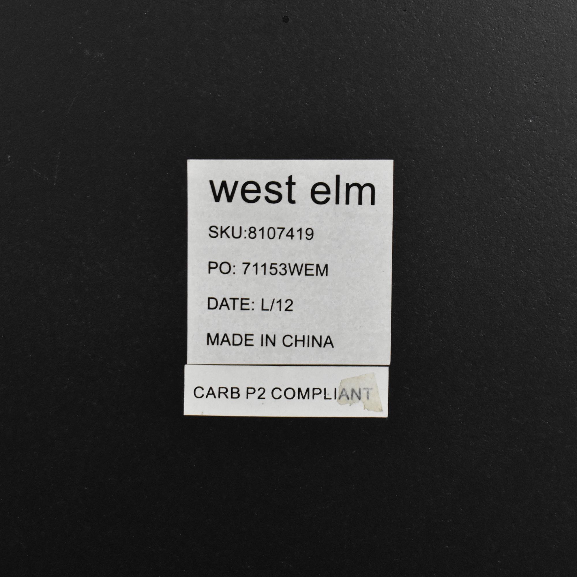 West Elm West Elm Parsons Floor Mirror nyc