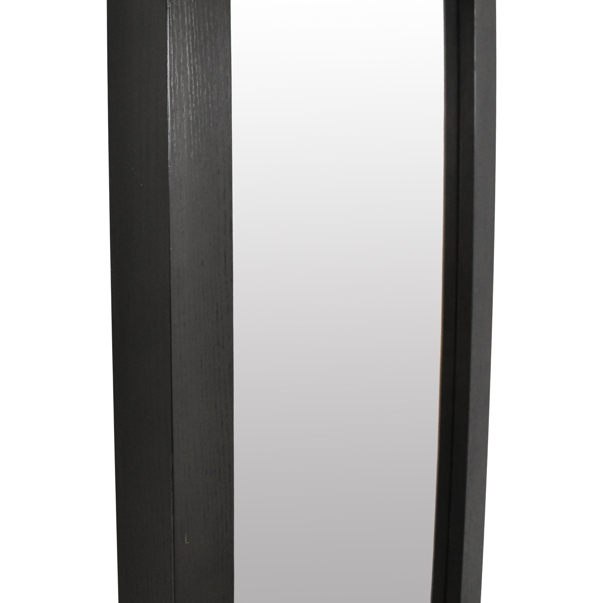 buy West Elm Parsons Floor Mirror West Elm Mirrors