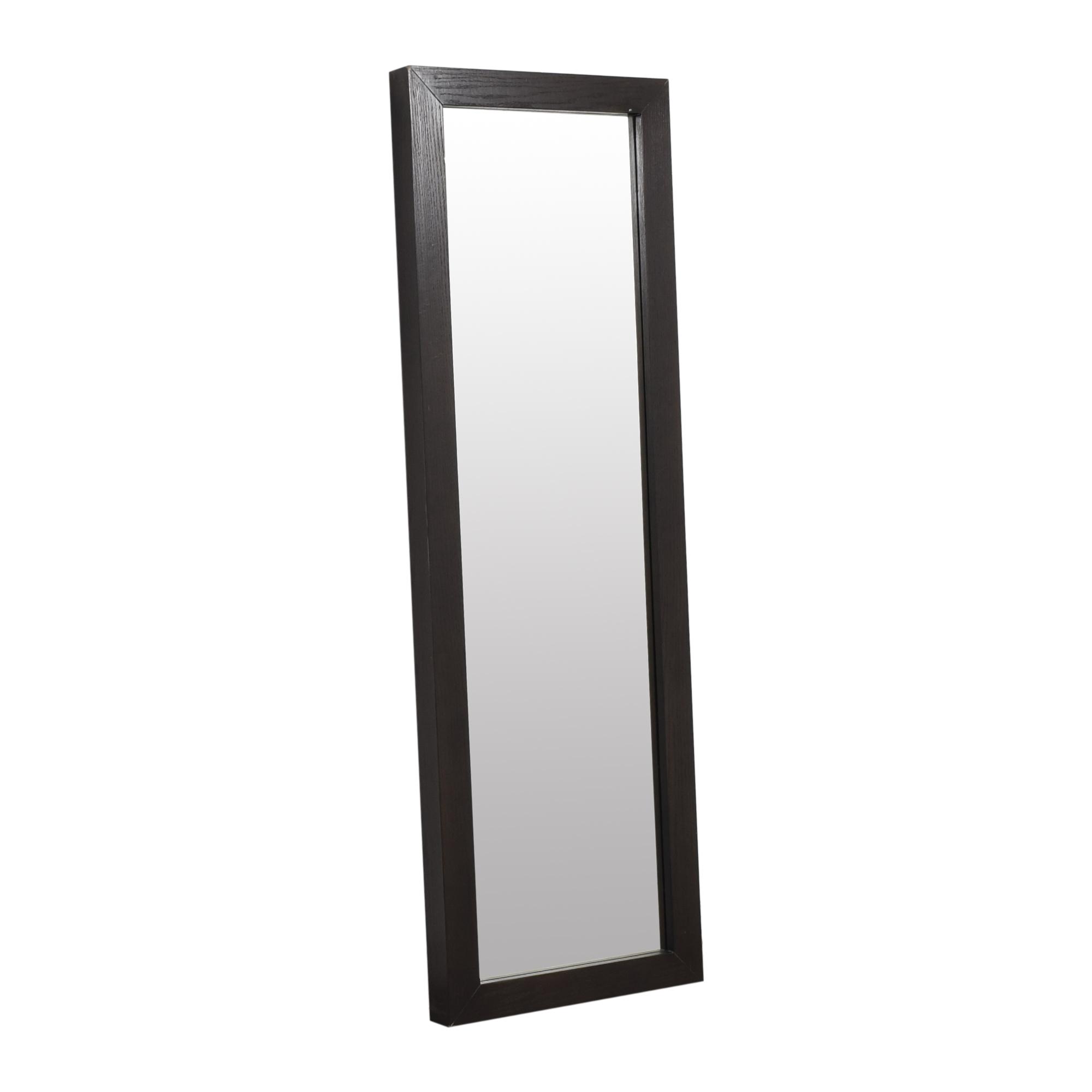 West Elm West Elm Parsons Floor Mirror ma