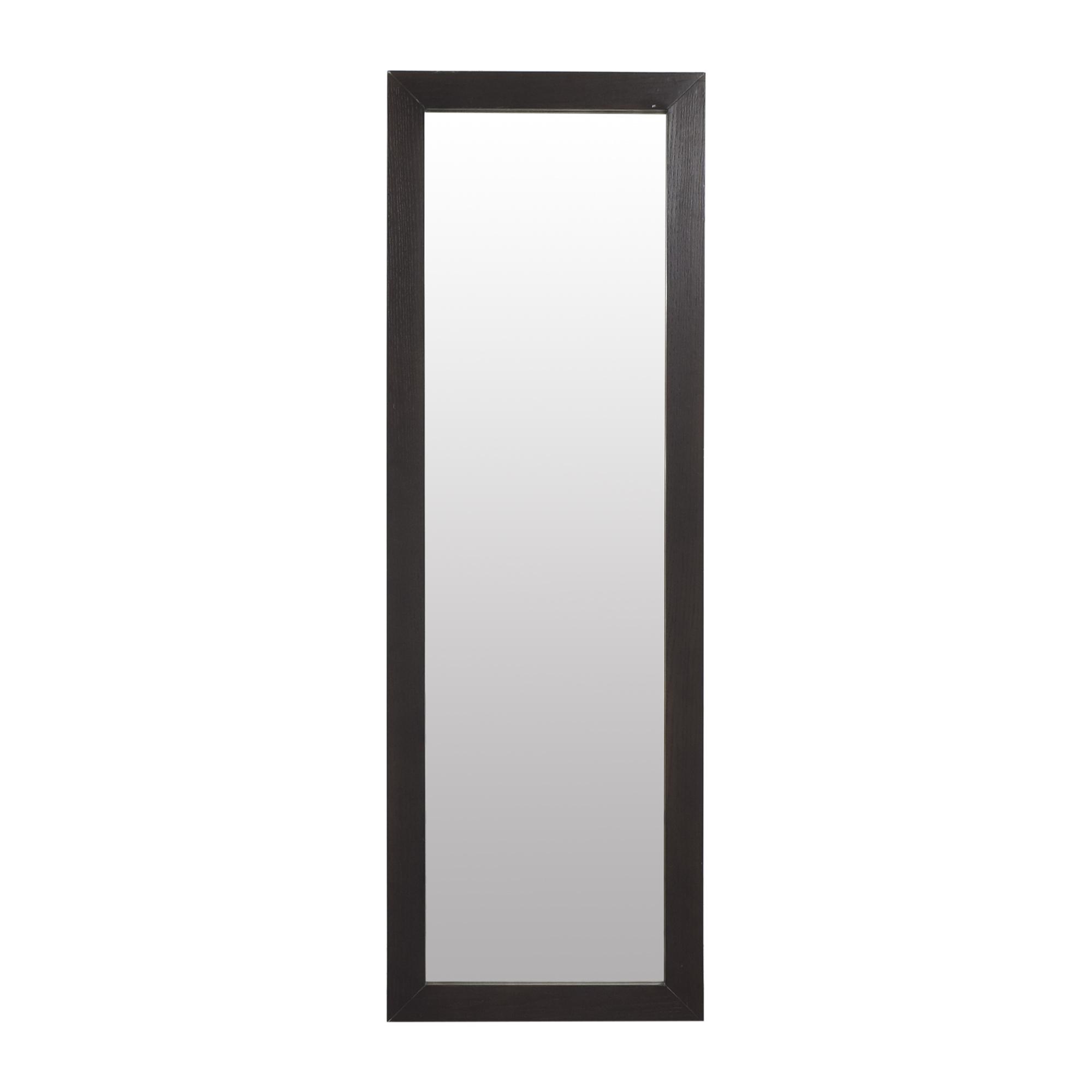 shop West Elm West Elm Parsons Floor Mirror online