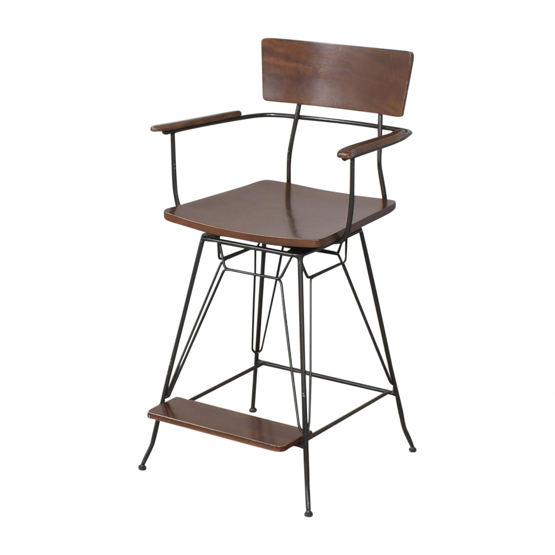 buy Crate & Barrel Counter Stools Crate & Barrel Chairs