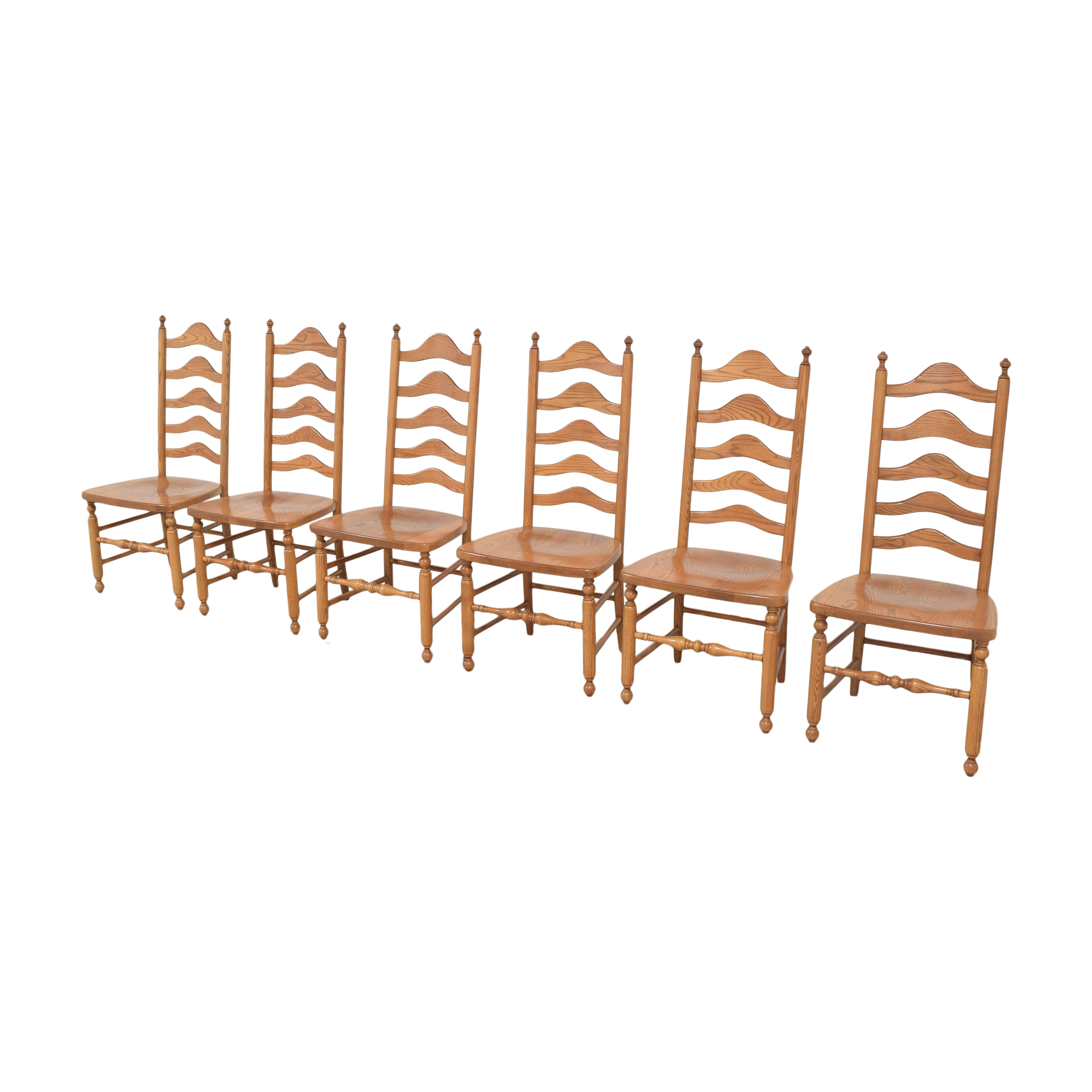S. Bent & Bros Ladderback Dining Chairs / Dining Chairs