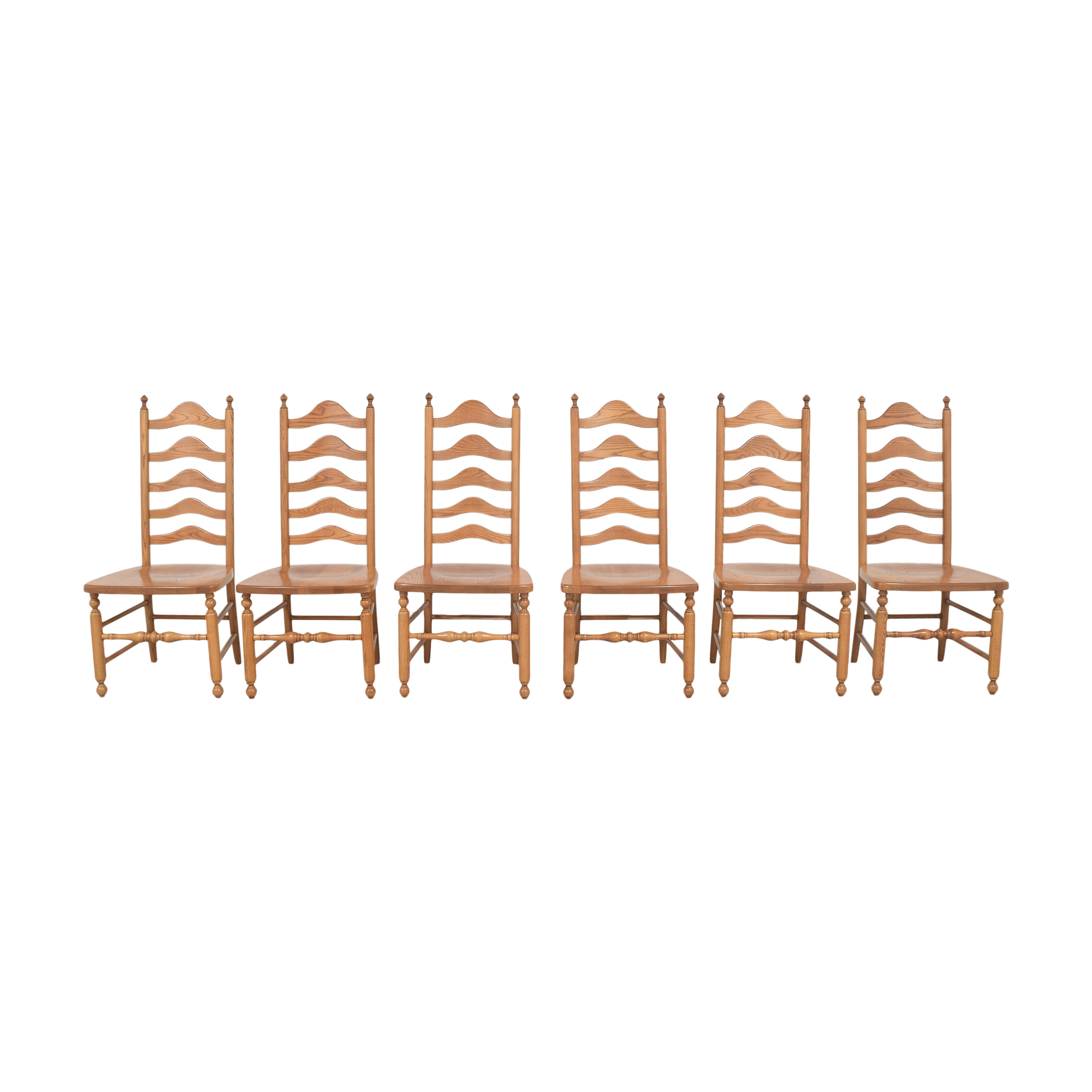 buy S. Bent & Bros Ladderback Dining Chairs S. Bent & Bros Dining Chairs