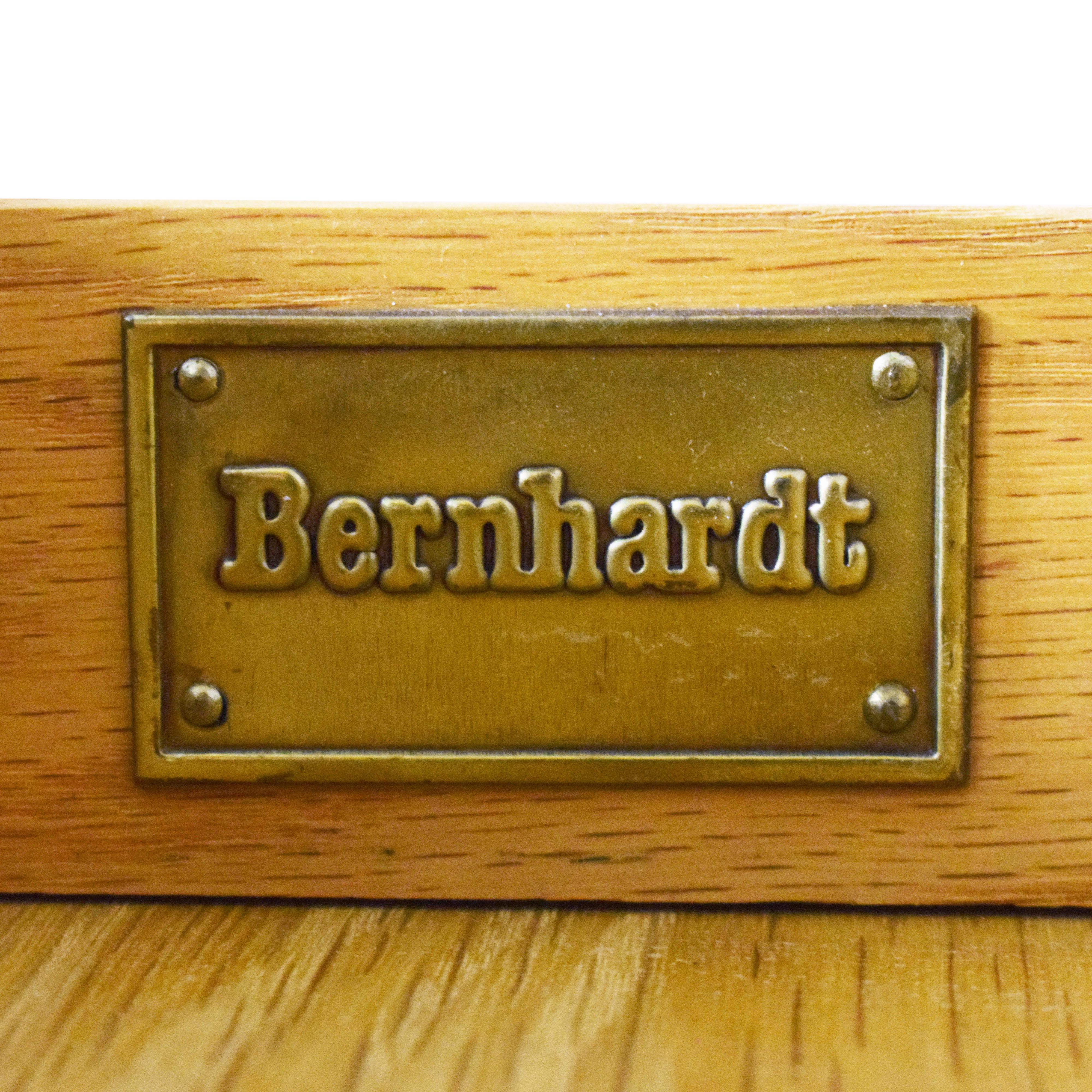 shop Bernhardt Bernhardt Executive Double Pedestal Desk online