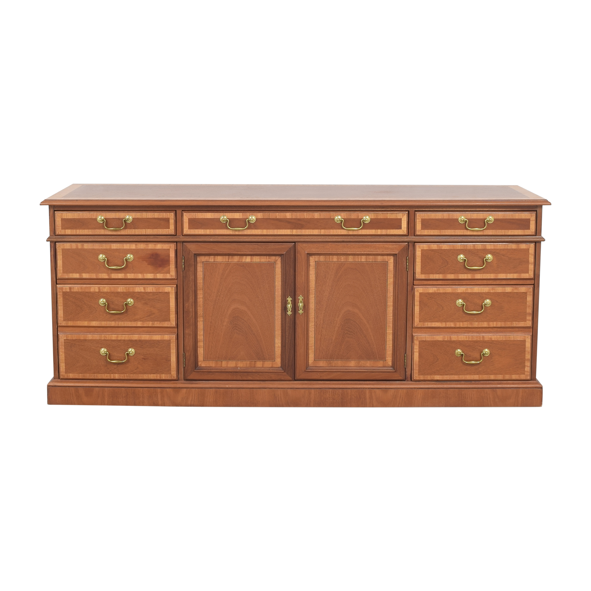 Bernhardt Bernhardt Two Door Office Credenza