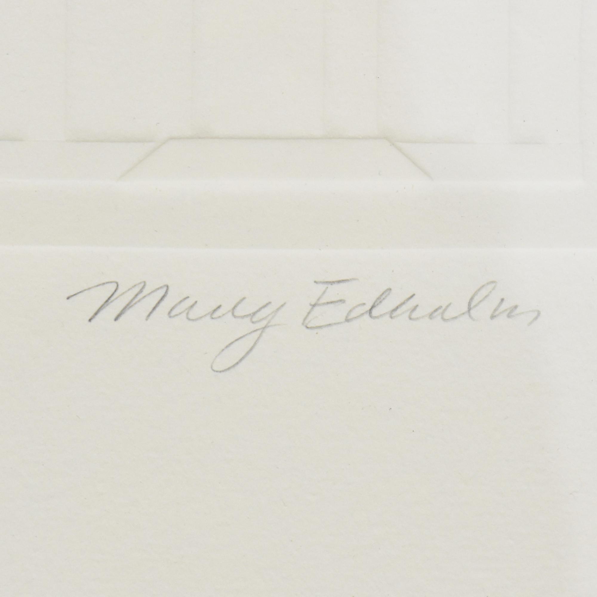 Mary Edholm Brownstones Framed Wall Art nj