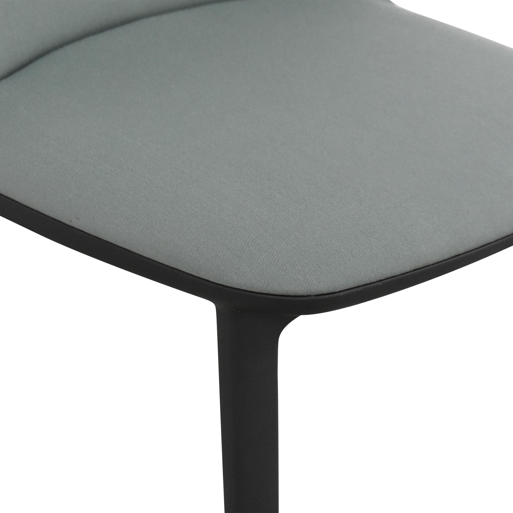 Vitra Vitra Softshell Side Chair nyc