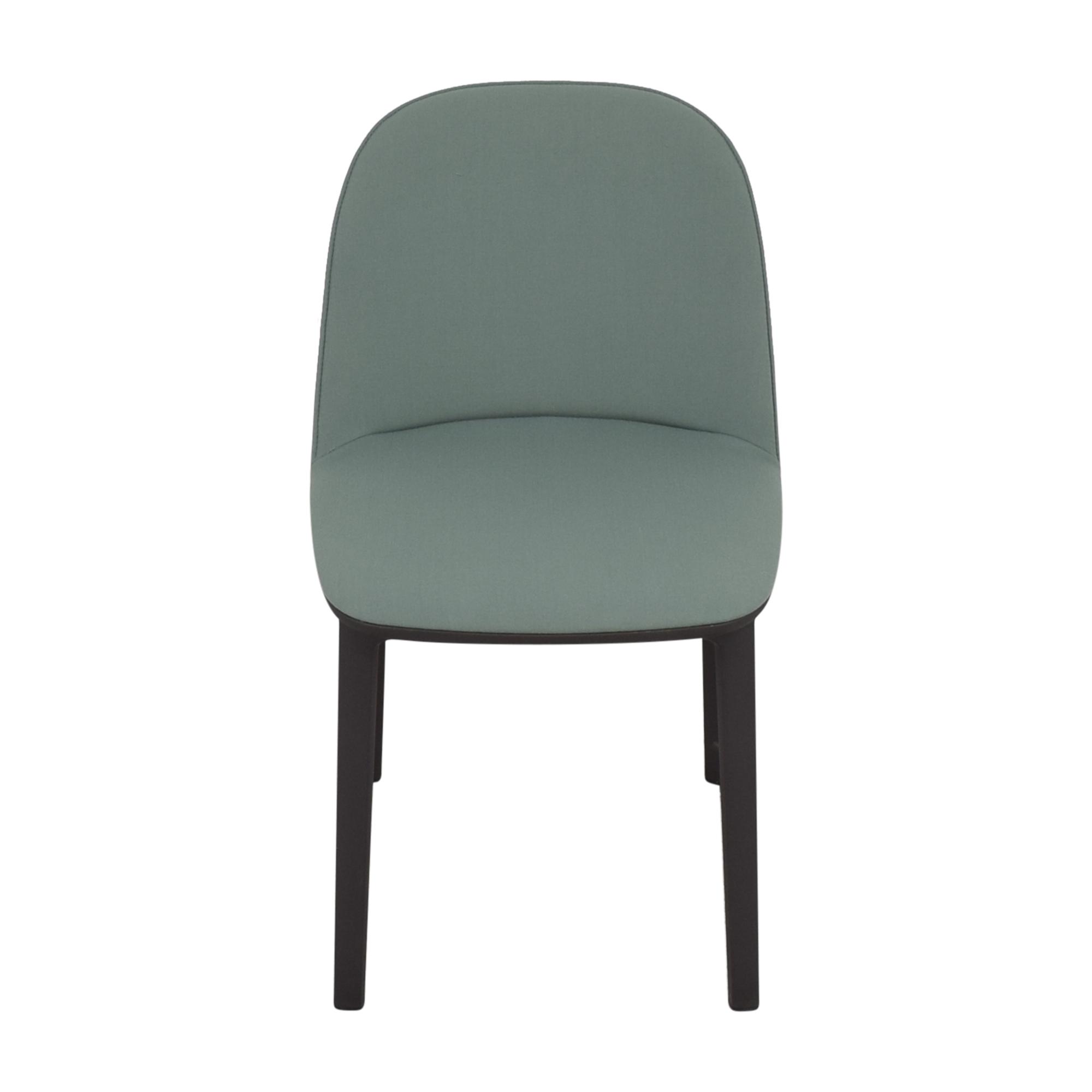 Vitra Vitra Softshell Side Chair ct