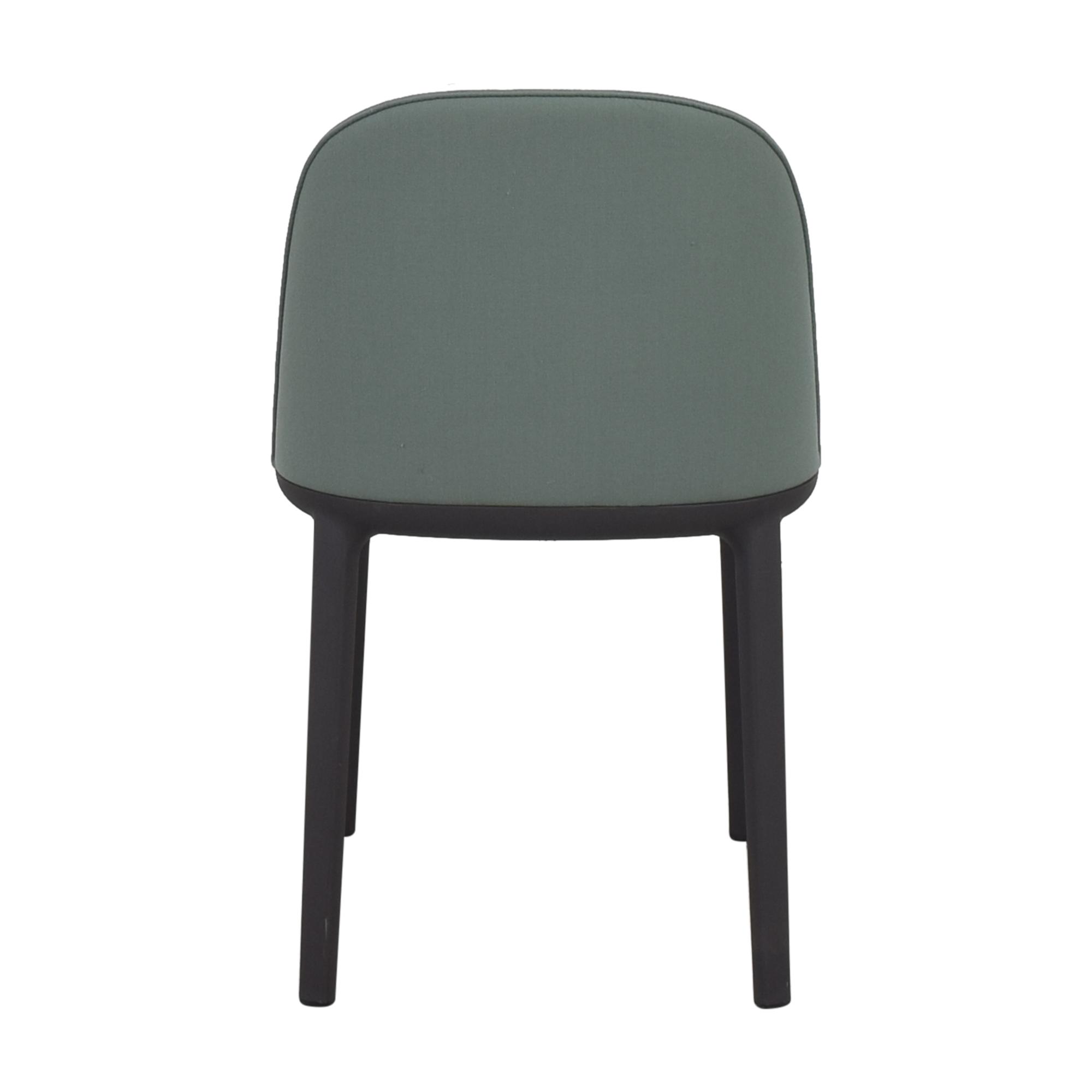 Vitra Vitra Softshell Side Chair used