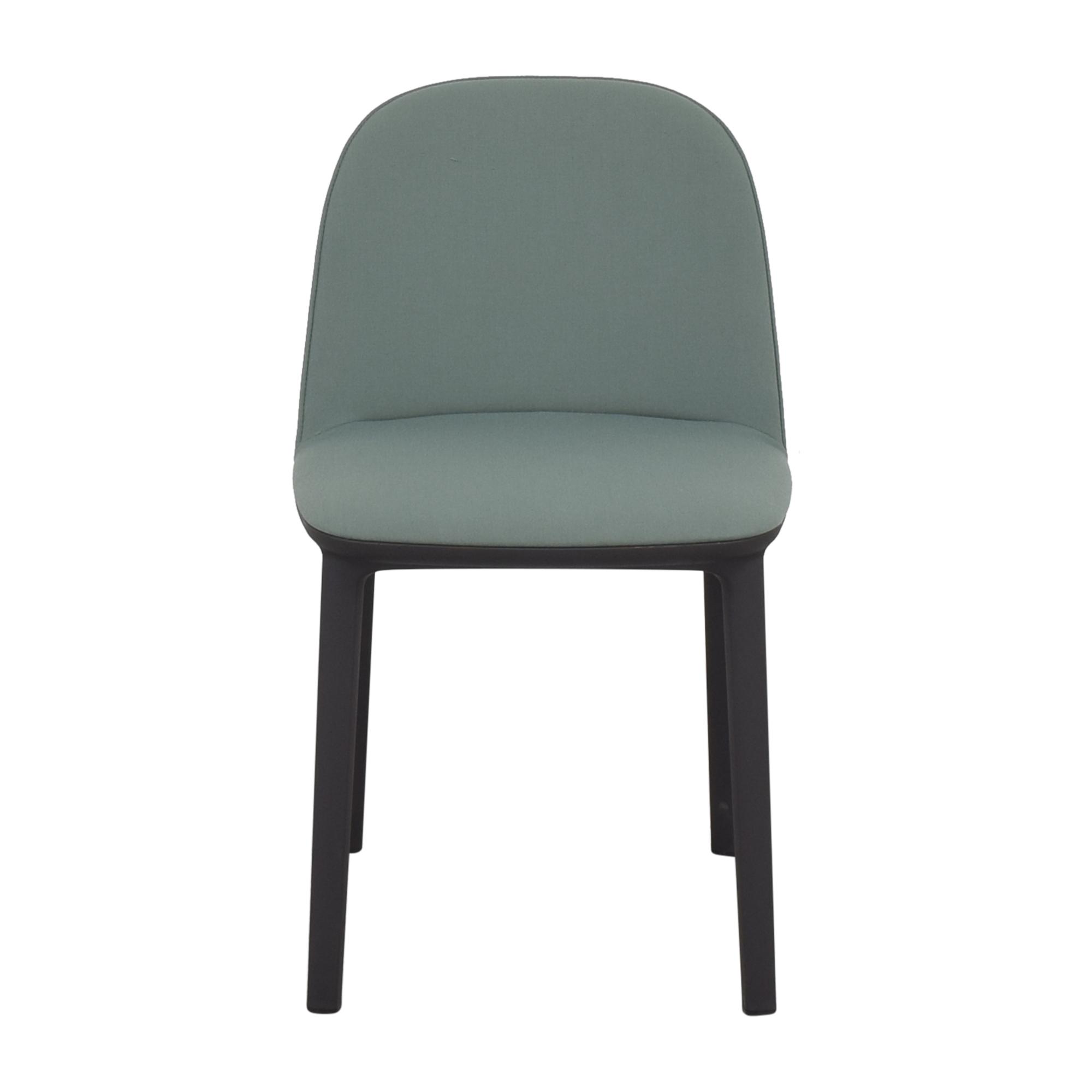Vitra Vitra Softshell Side Chair Chairs