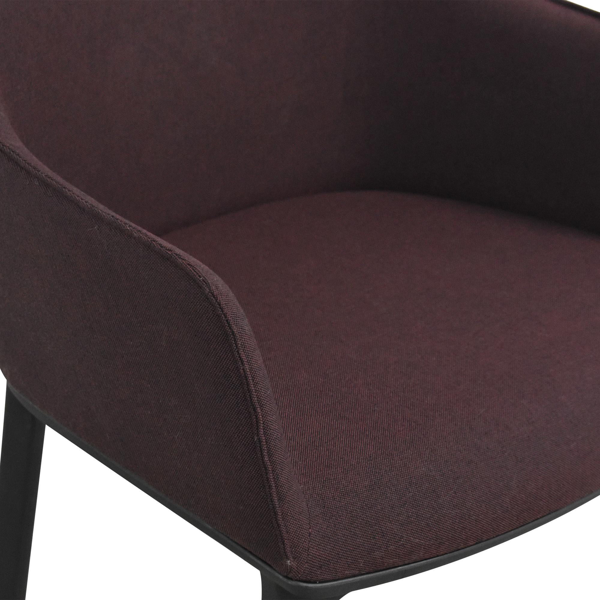 buy Vitra Softshell Arm Chair Vitra Chairs