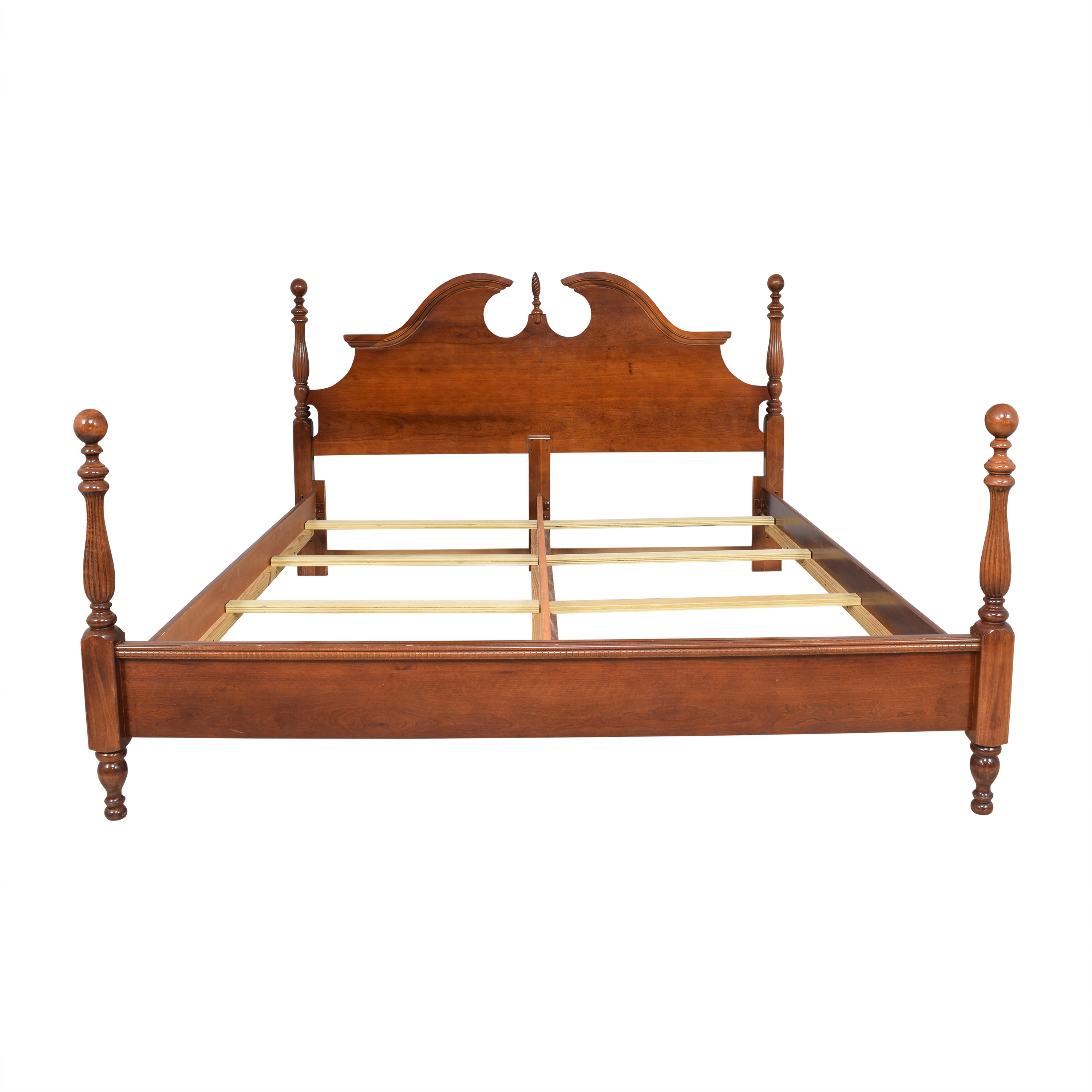 buy Raymour & Flanigan Four Poster California King Bed Raymour & Flanigan Beds