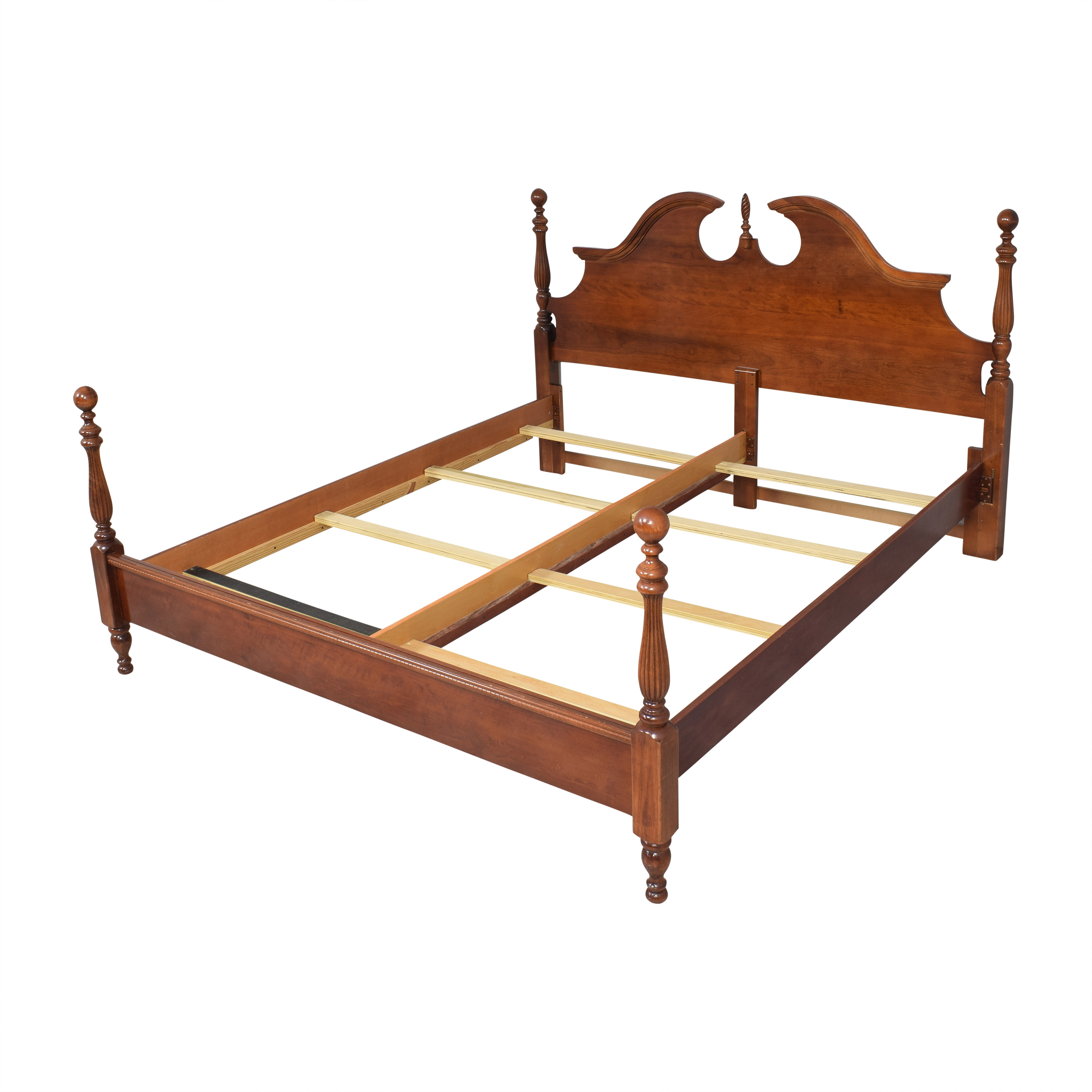 buy Raymour & Flanigan Raymour & Flanigan Four Poster California King Bed online