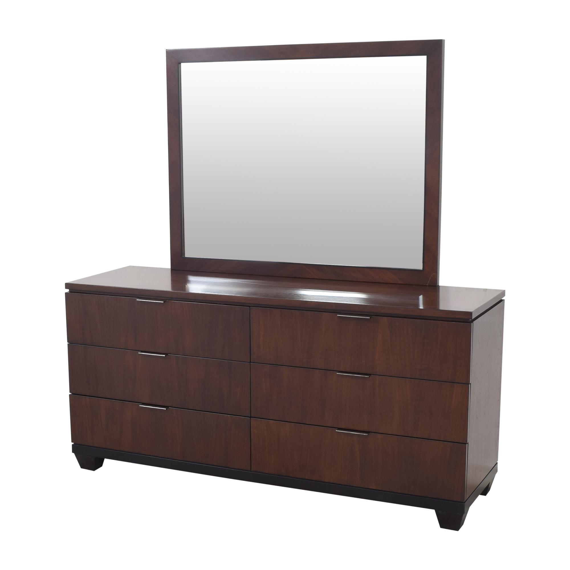 Macy's Macy's Double Dresser and Mirror price