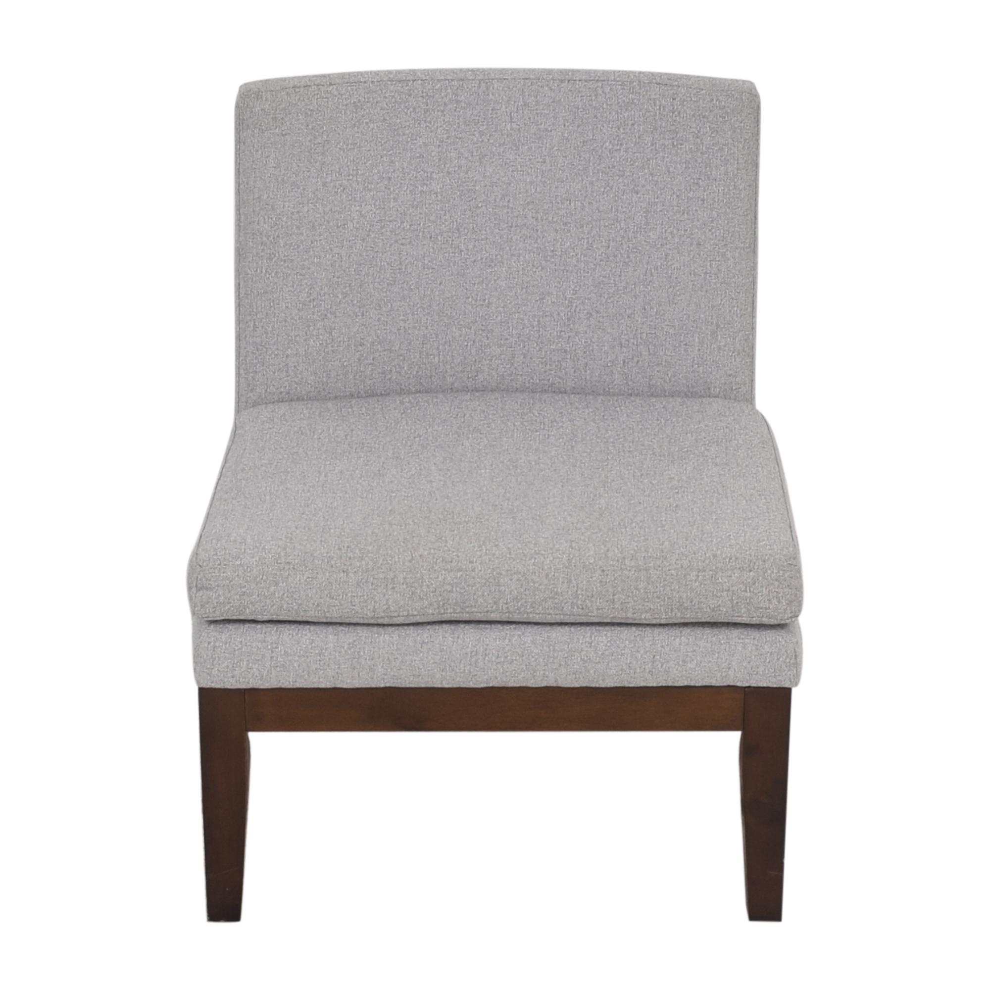 West Elm Slipper Chair West Elm