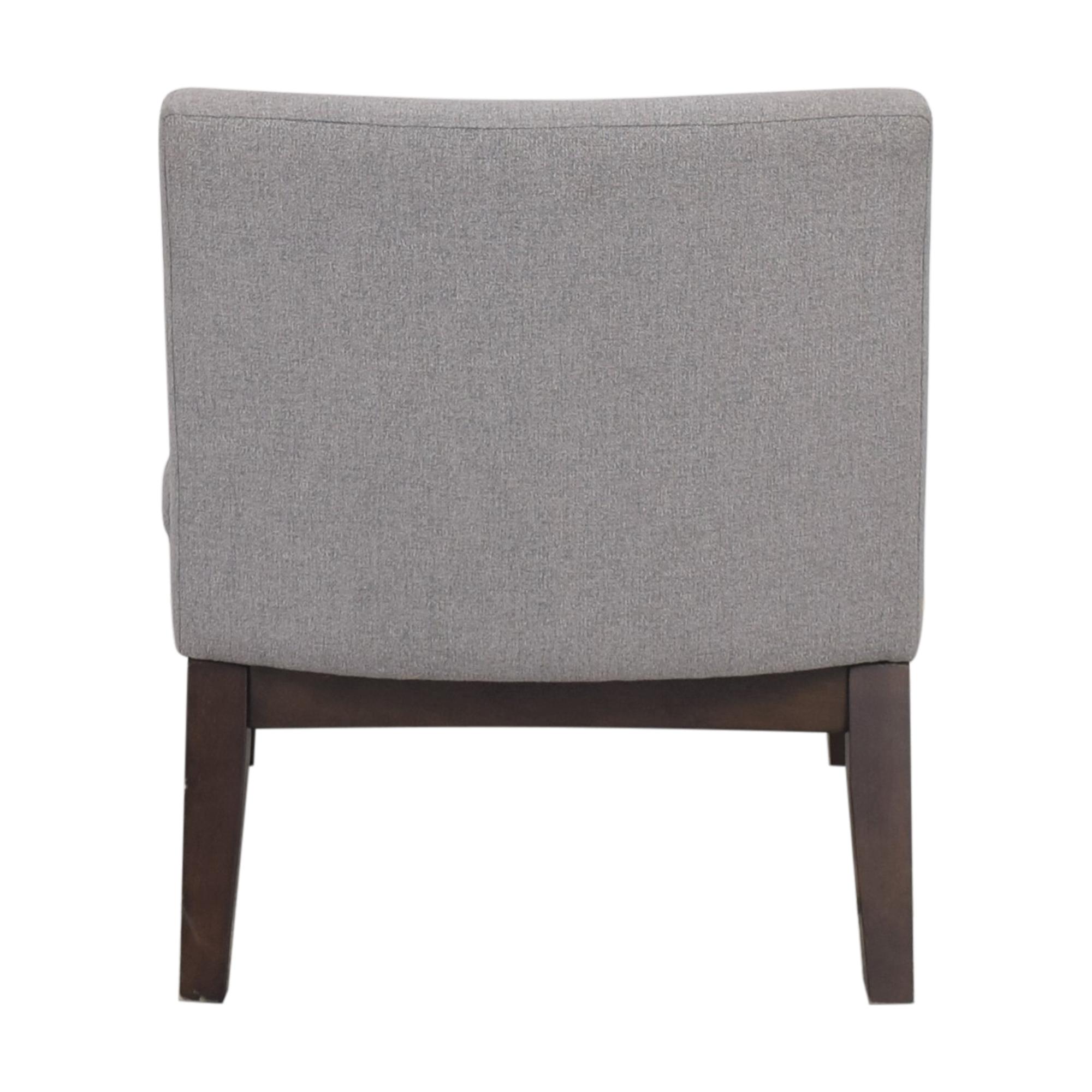 West Elm Slipper Chair / Chairs