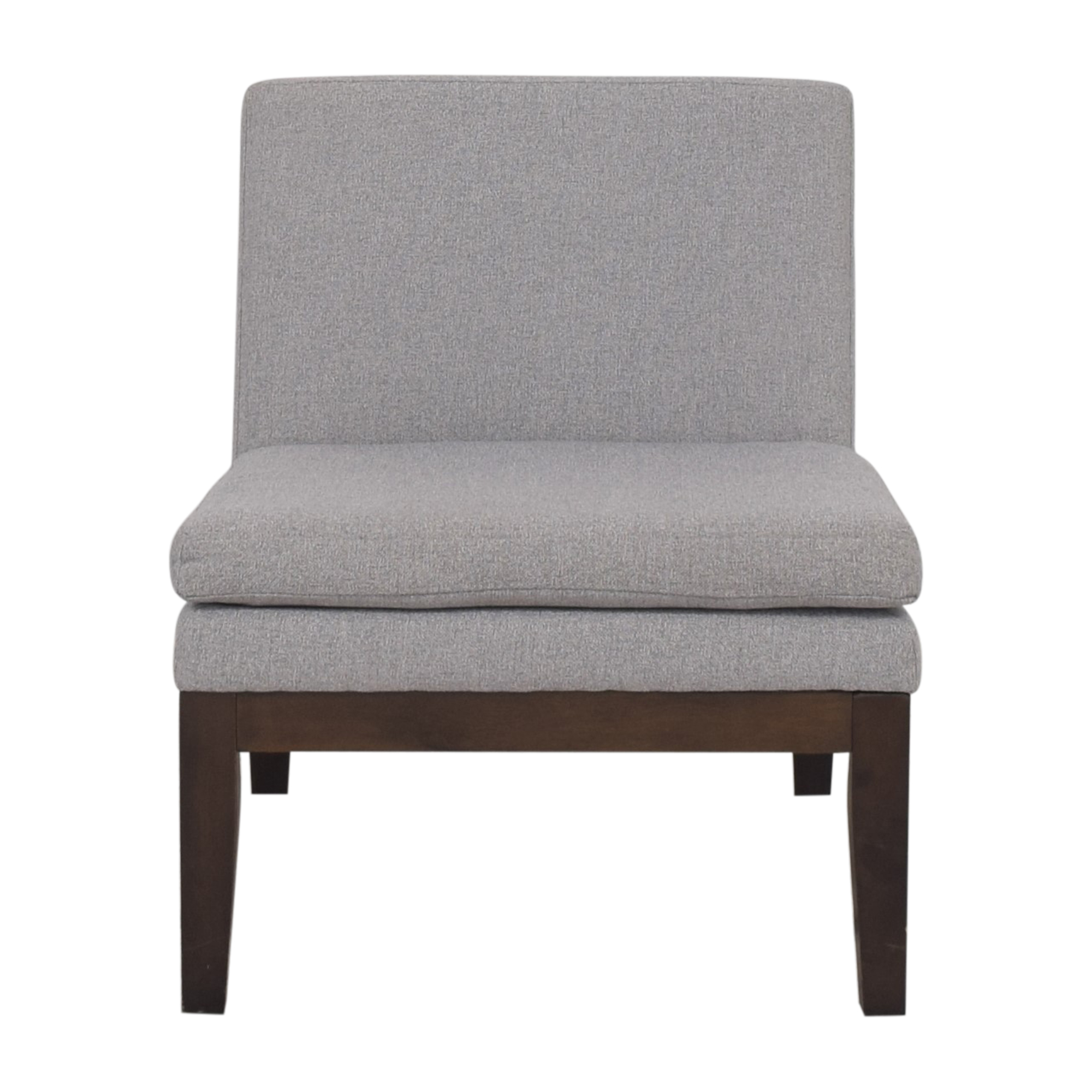 West Elm West Elm Slipper Chair second hand