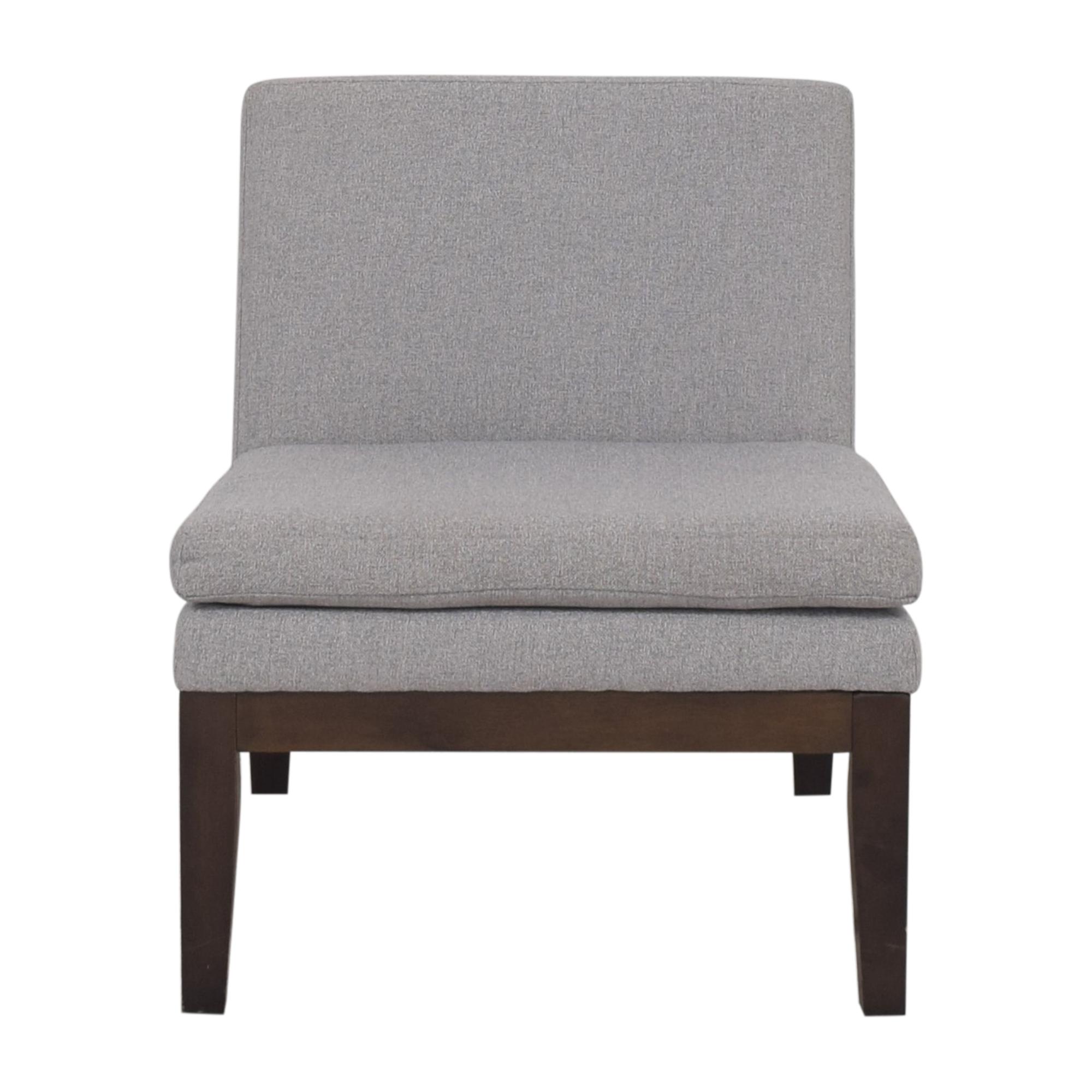 West Elm West Elm Slipper Chair second hand