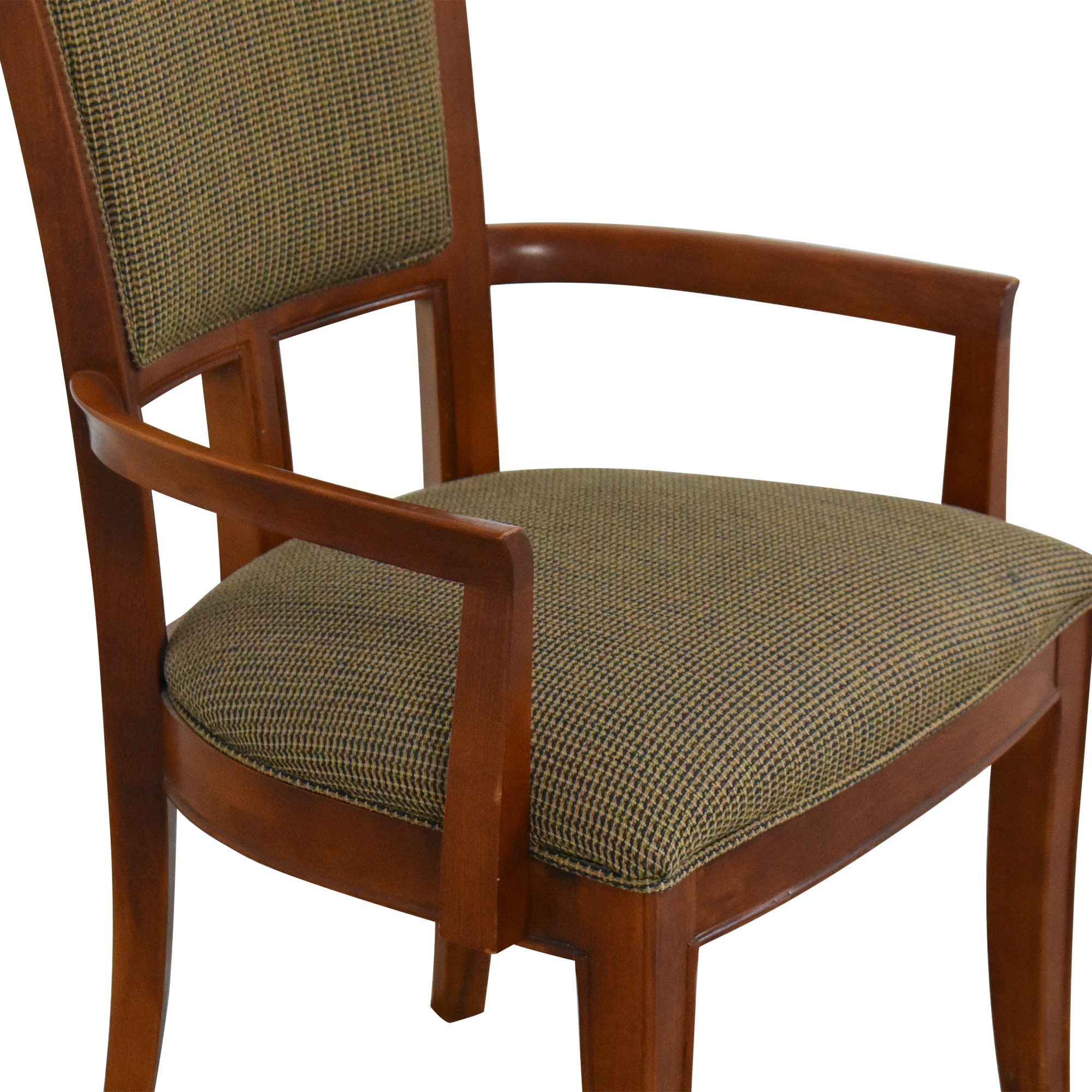 buy Stanley Furniture Upholstered Dining Arm Chair Stanley Furniture