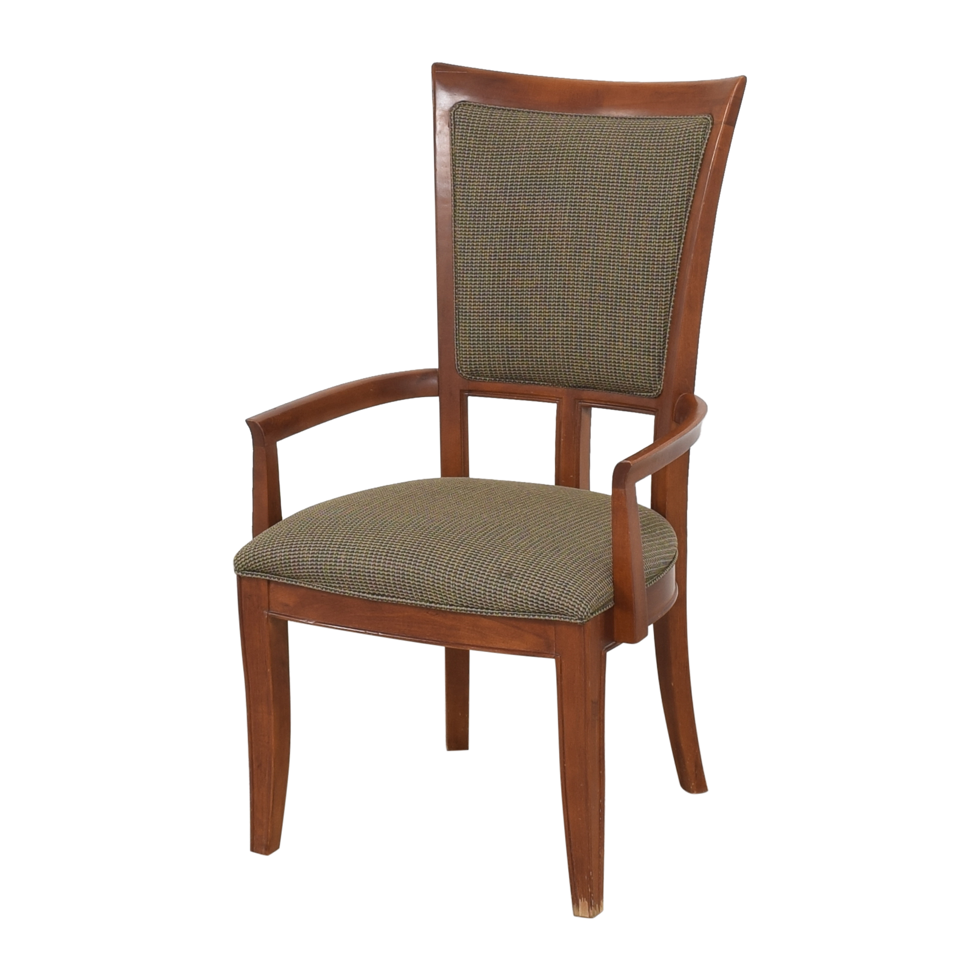 buy Stanley Furniture Upholstered Dining Arm Chair Stanley Furniture Chairs