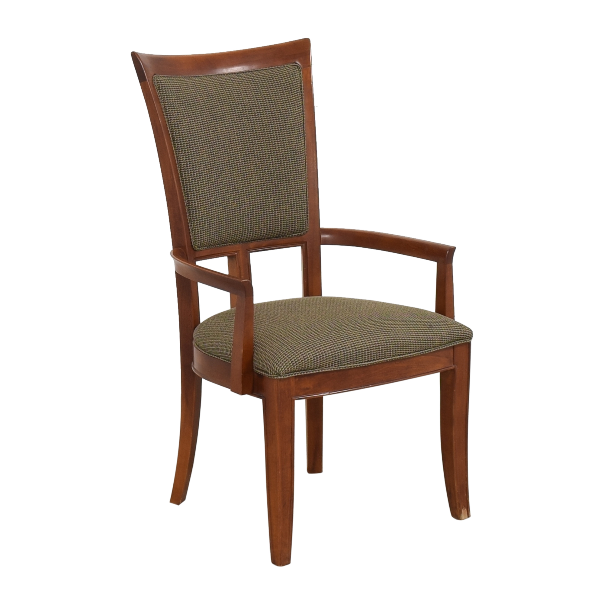 Stanley Furniture Stanley Furniture Upholstered Dining Arm Chair ma