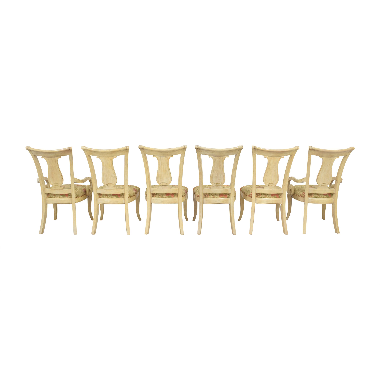 Bernhardt Bernhardt Upholstered Dining Chairs
