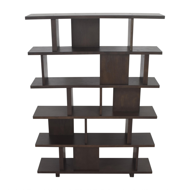 buy West Elm Divider Bookcase West Elm Bookcases & Shelving
