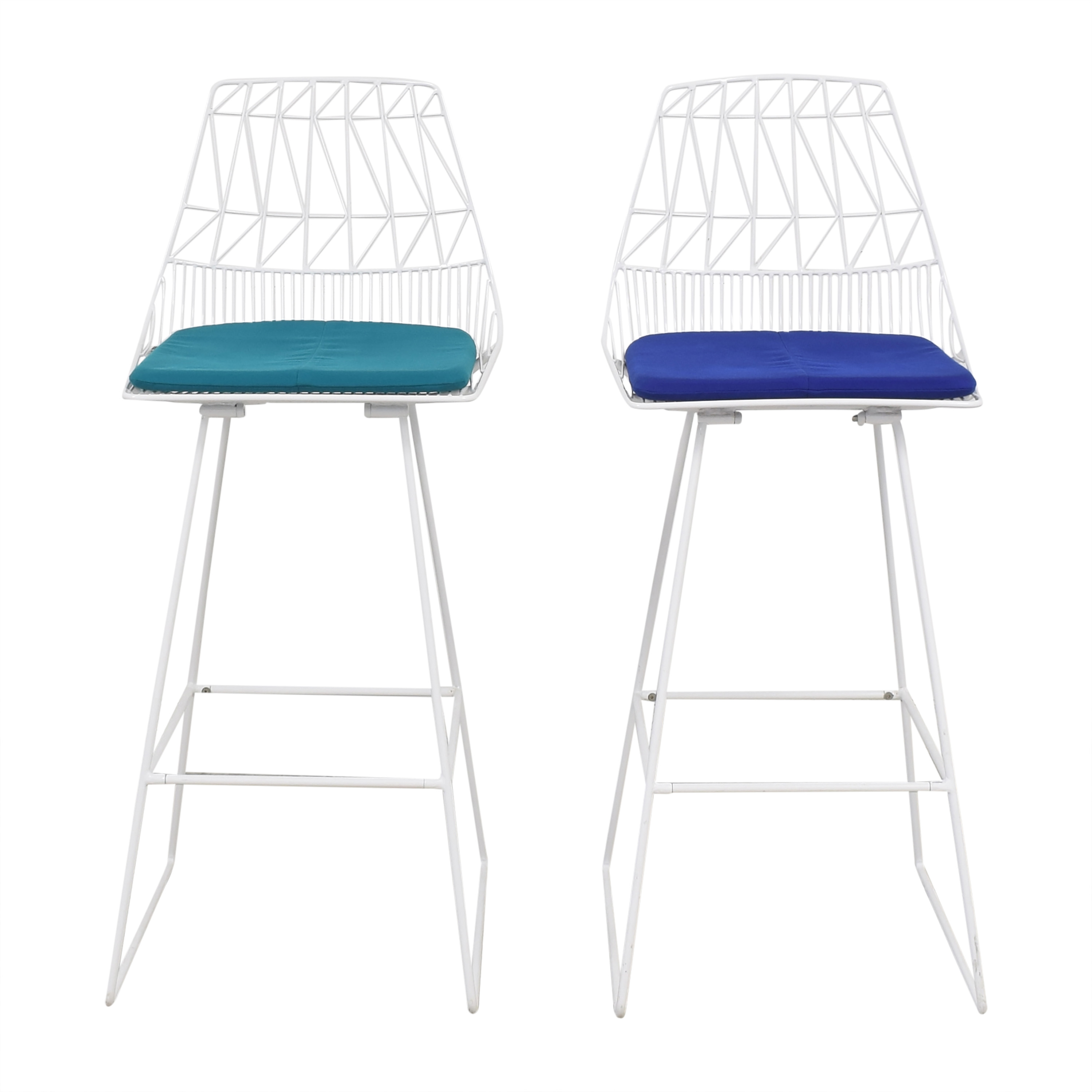 buy Bend Goods Bend Good Lucy Bar Stools with Cushions online